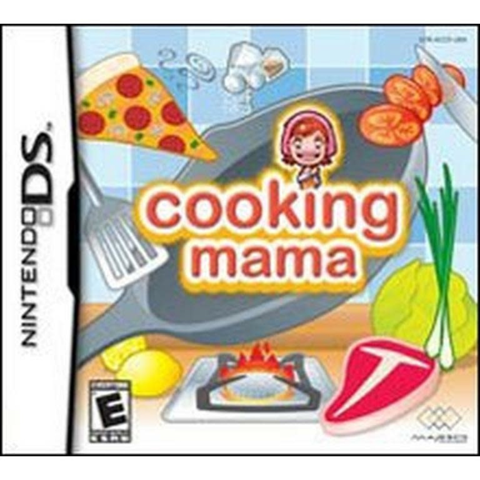 DS-Cooking Mama