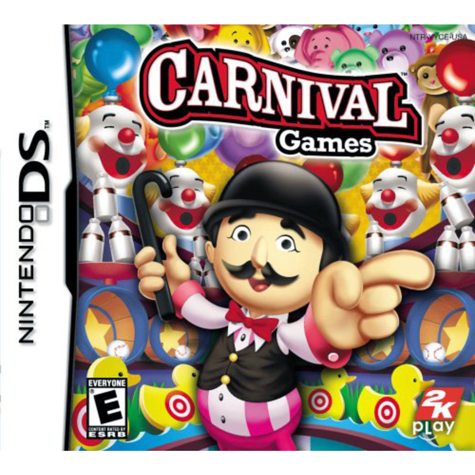 DS-CARNIVAL GAMES