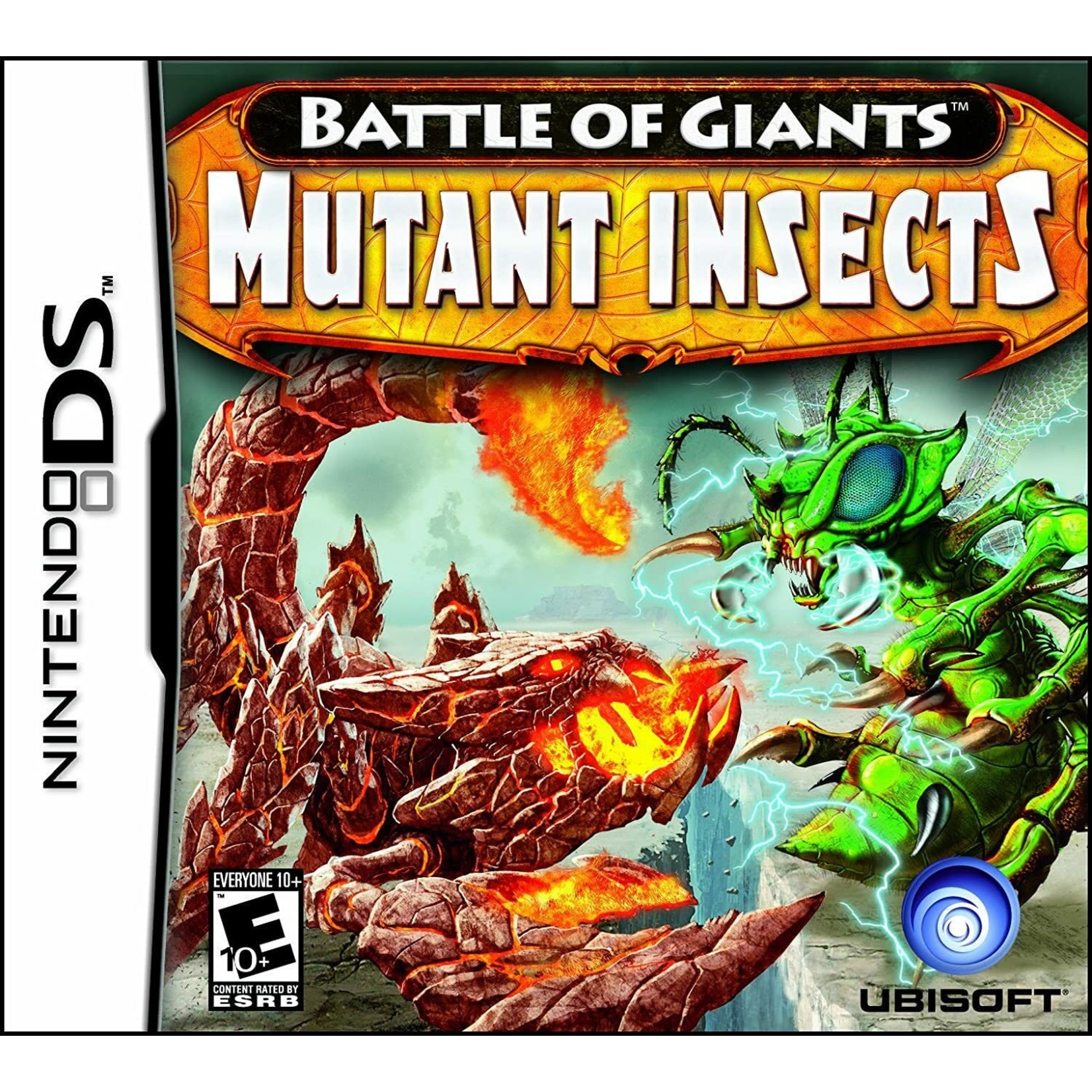 DSU-Battle Of Giants: Mutant Insects