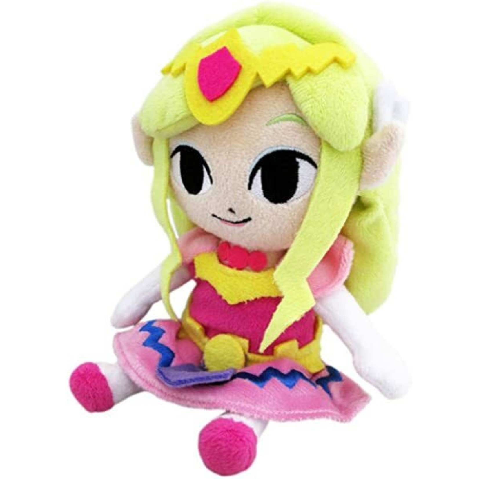 "Plush-Windwaker Zelda 8"" Plush"
