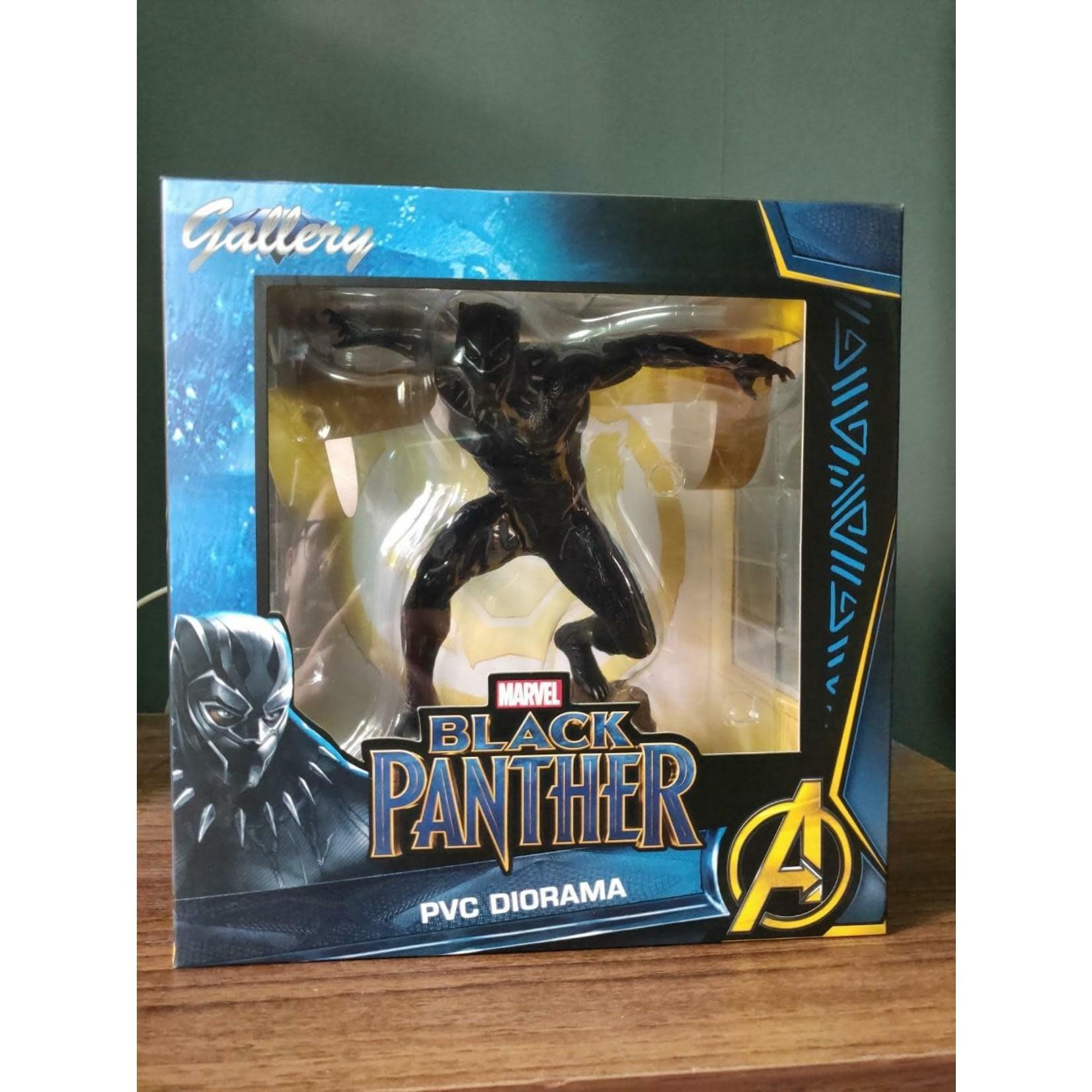 Figure-Black Panther Marvel Gallery PVC FIgure