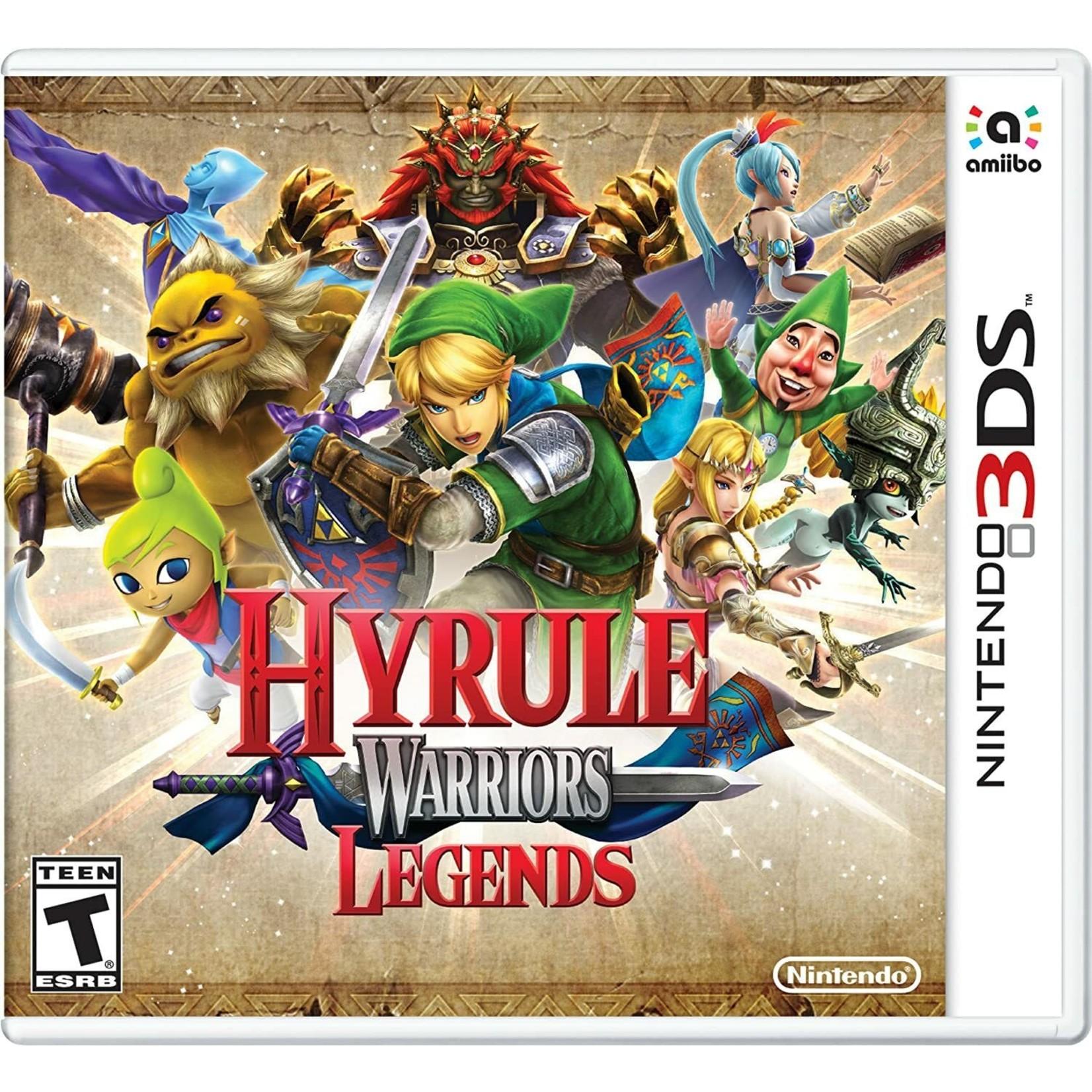 3DS-Hyrule Warriors: Legends