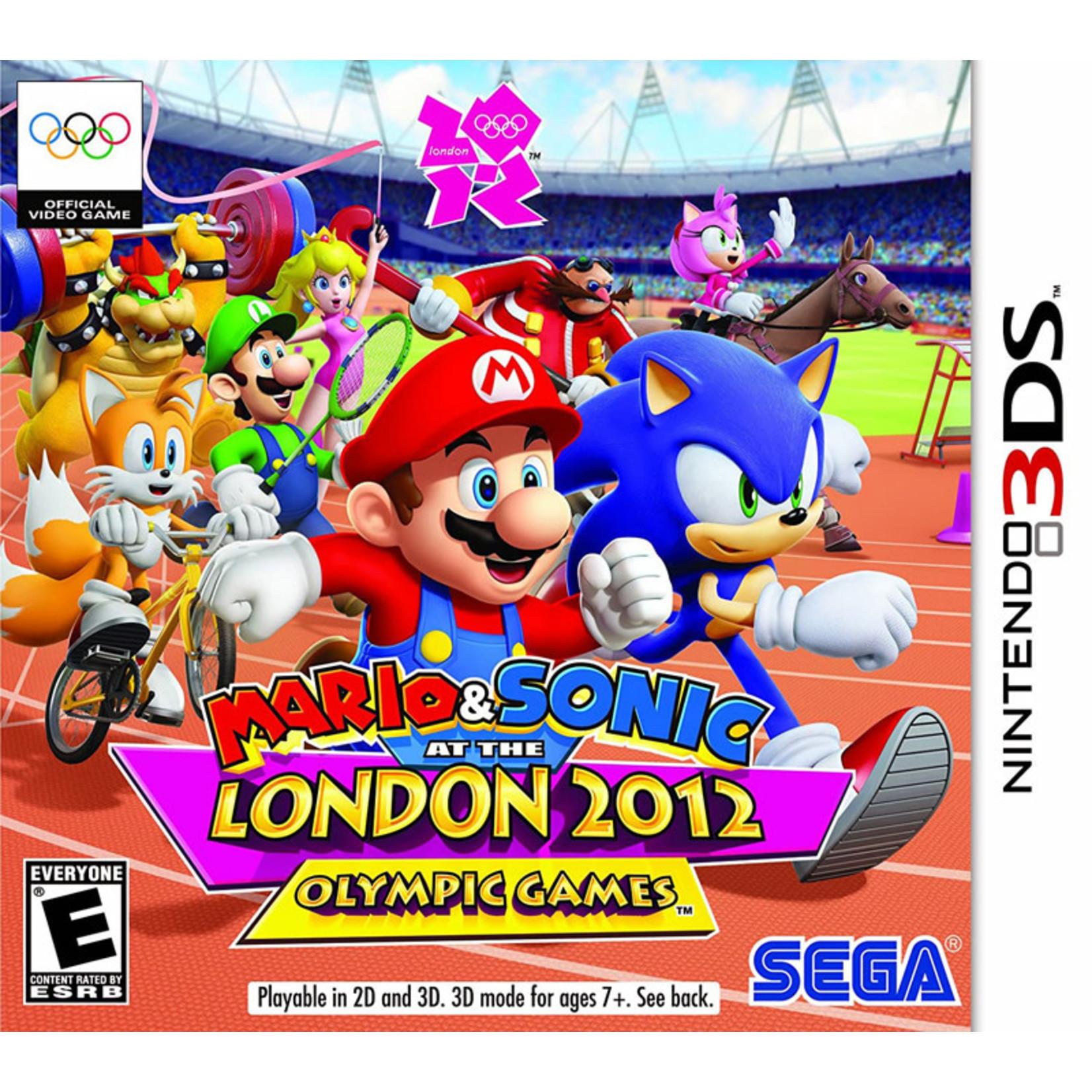 3dsu-Mario and Sonic: London Olympic Games