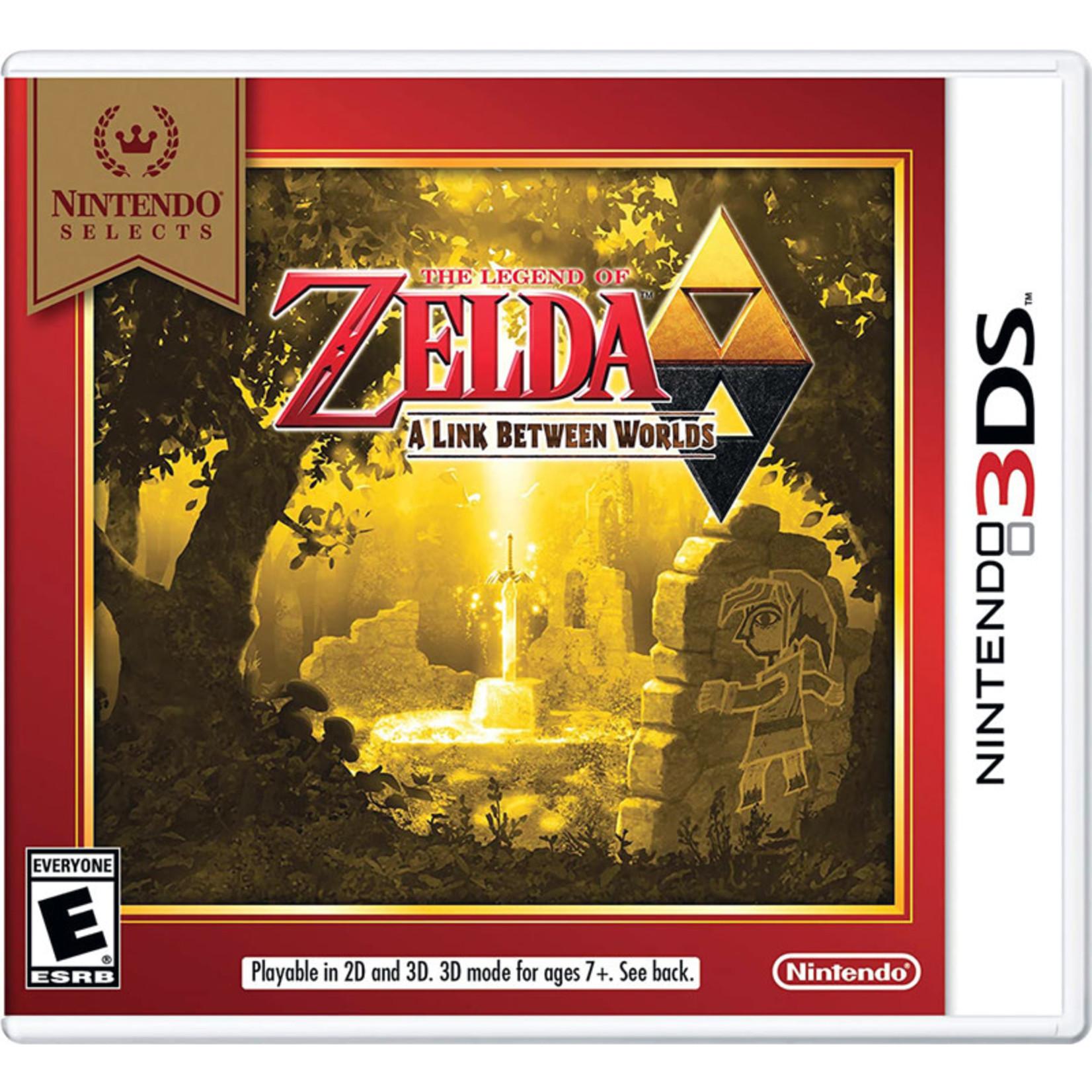 3DSU-The Legend of Zelda: A Link Between Worlds