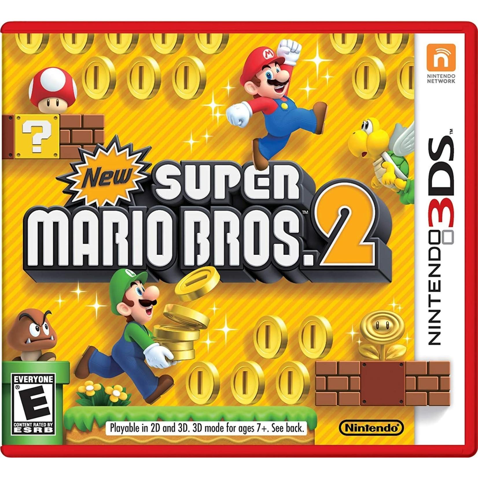 3DSU-New Super Mario Bros. 2