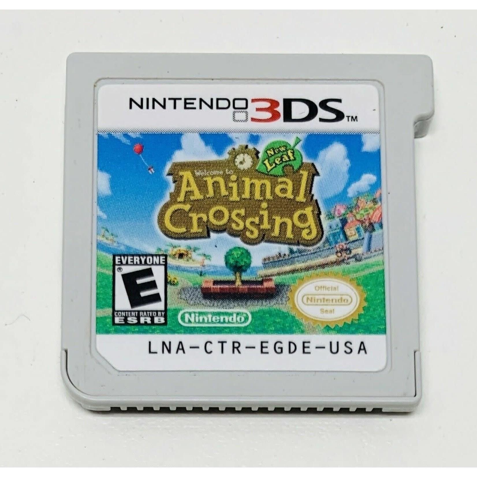 3DSU-Animal Crossing:New Leaf (Chip Only)