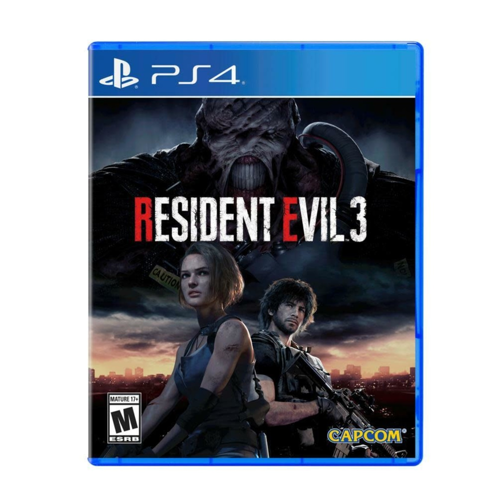 PS4-Resident Evil 3 Remake