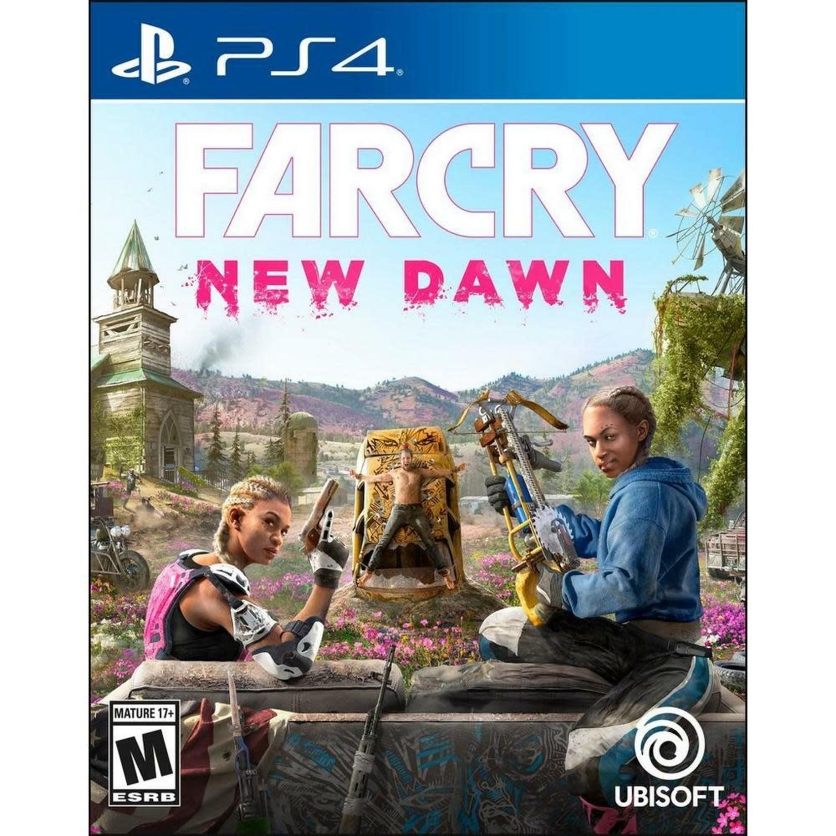 PS4-Far Cry New Dawn
