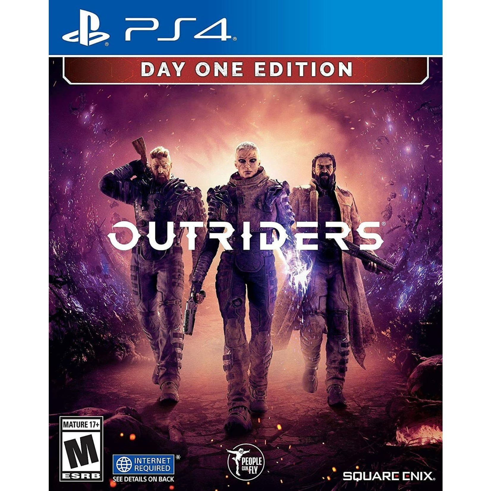 PS4-Outriders