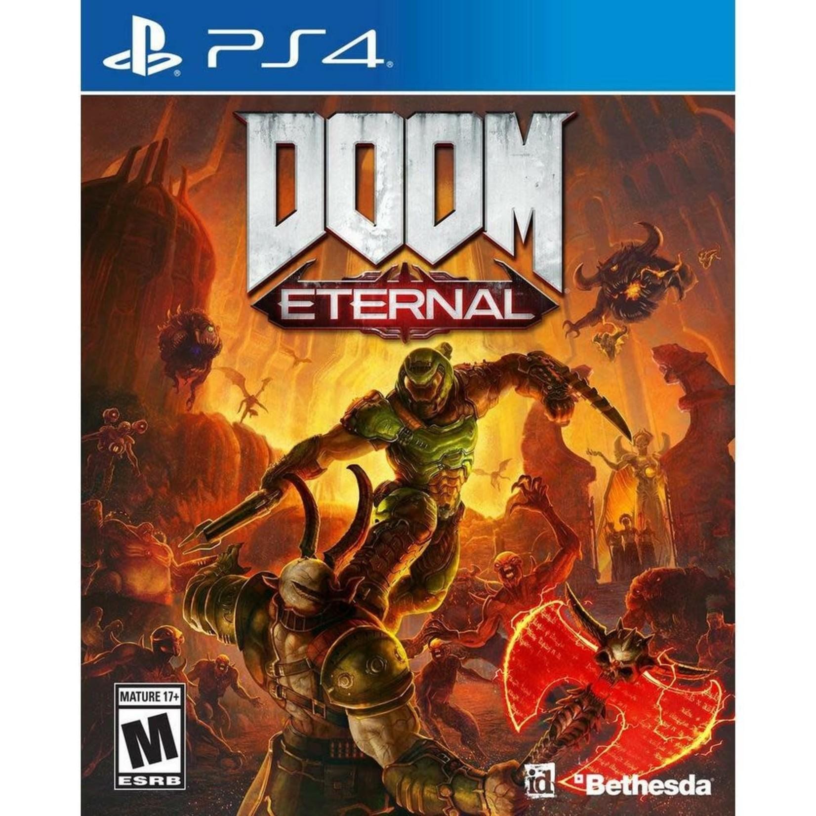 PS4-Doom Eternal