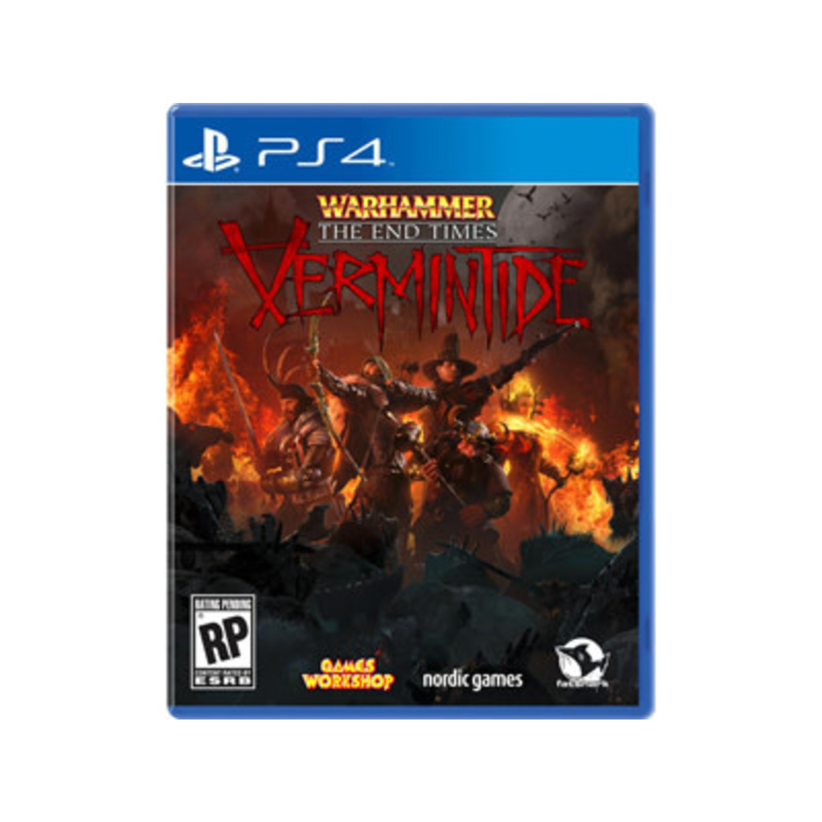 PS4-Warhammer: End Times - Vermintide