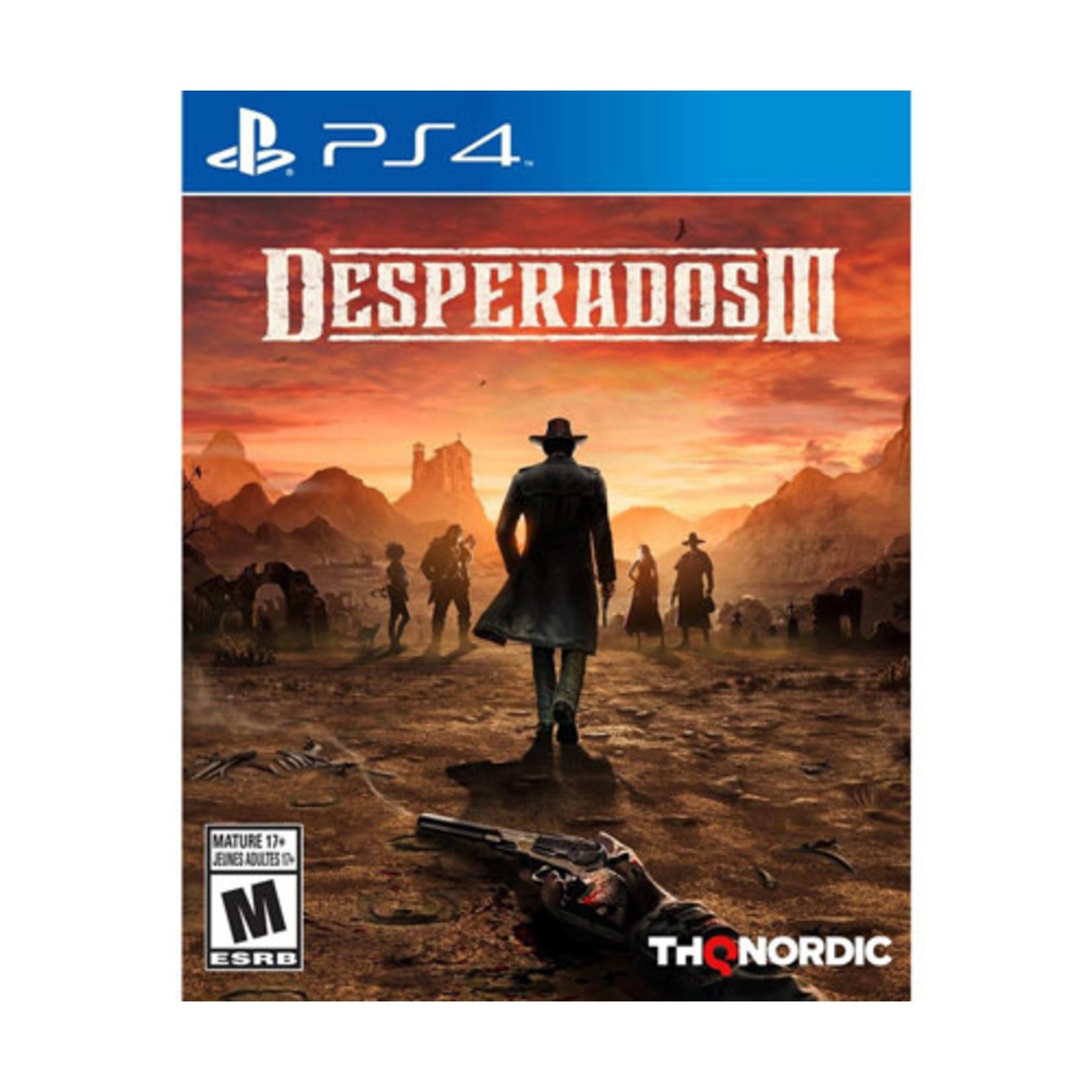 PS4-Desperados III