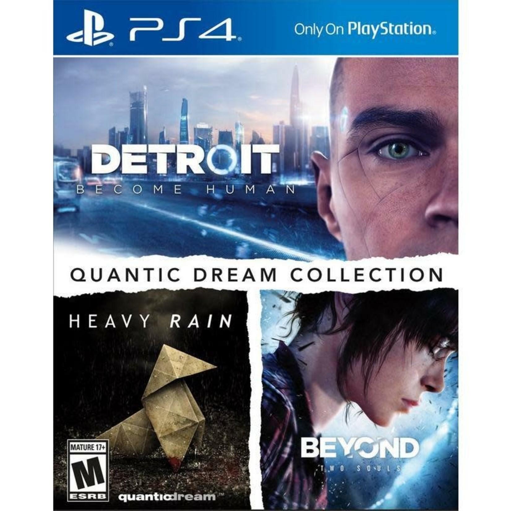 PS4-Quantic Dream Collection