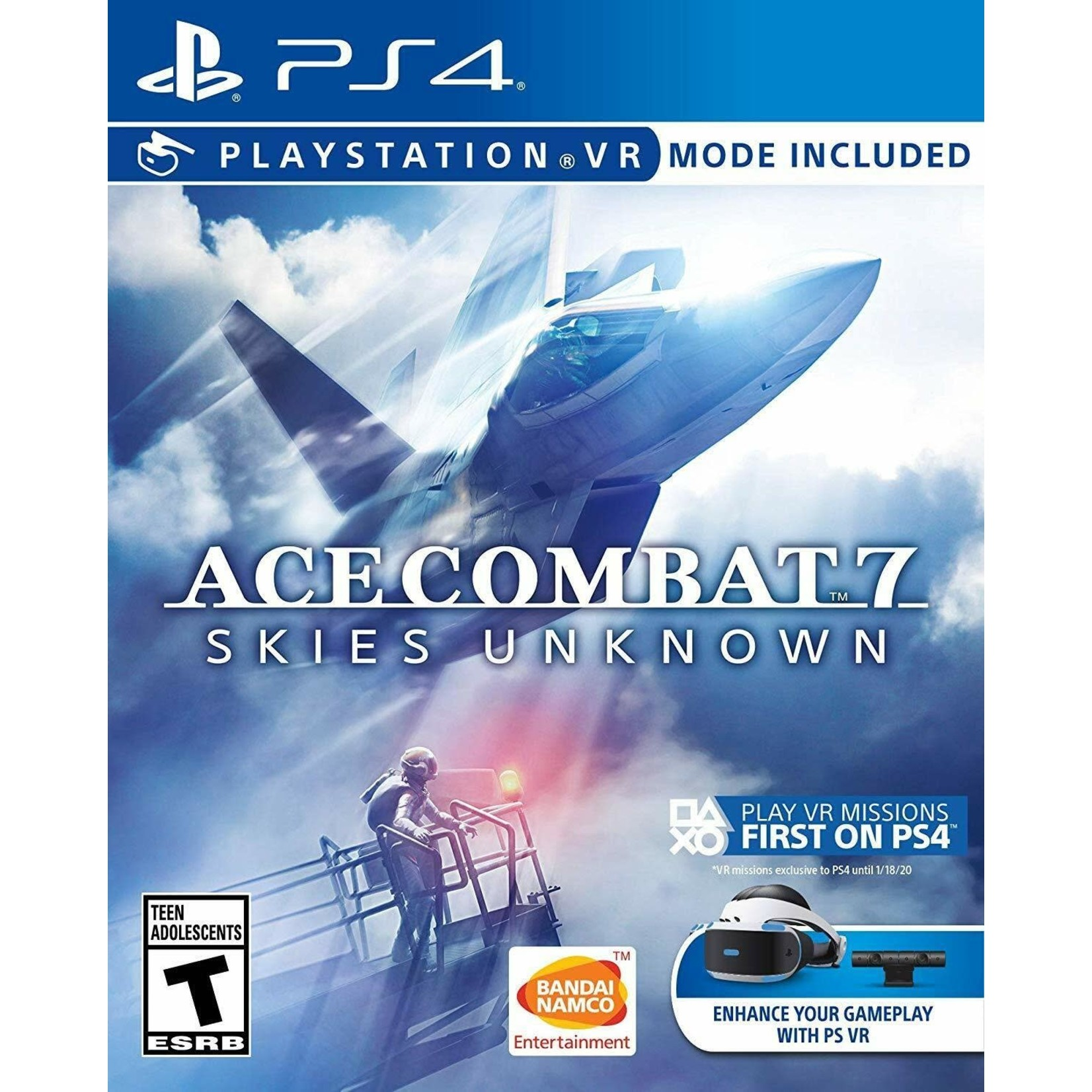 PS4U-Ace Combat 7 Skies Unknown