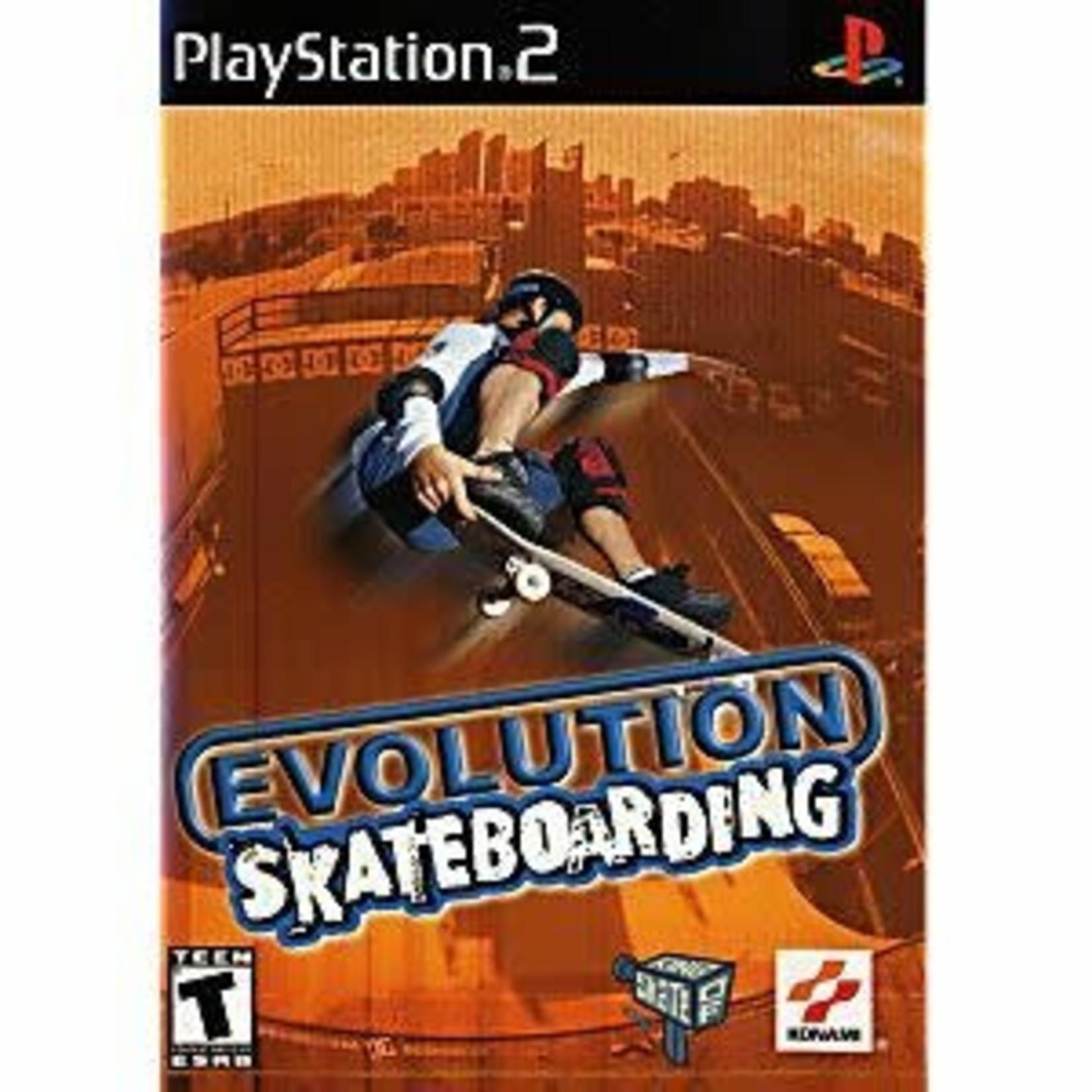 PS2U-Evolution Skateboarding