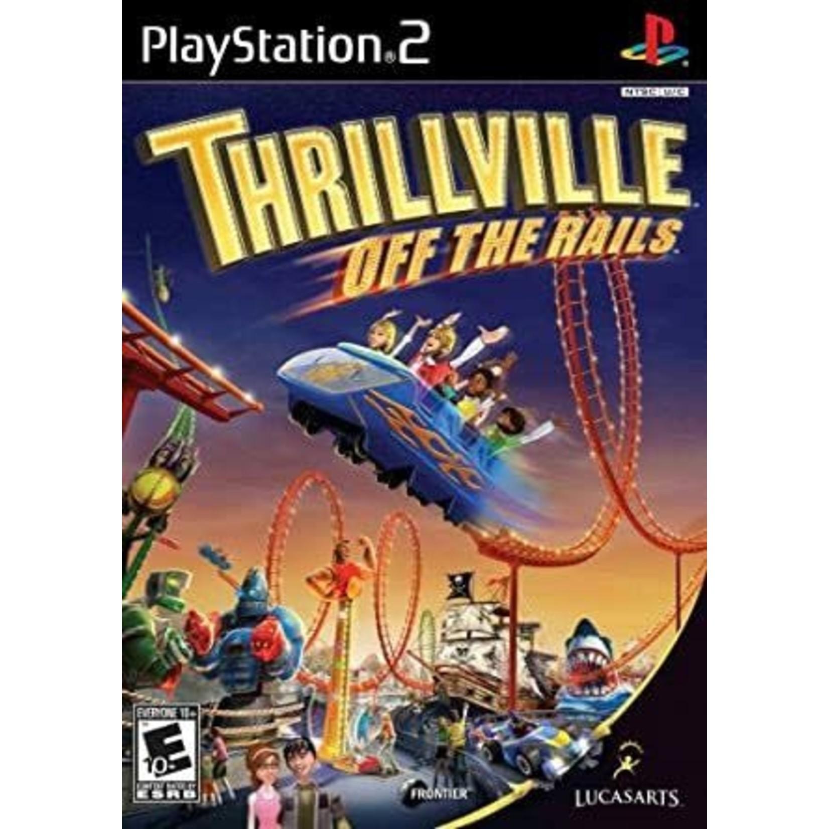 PS2u-Thrillville