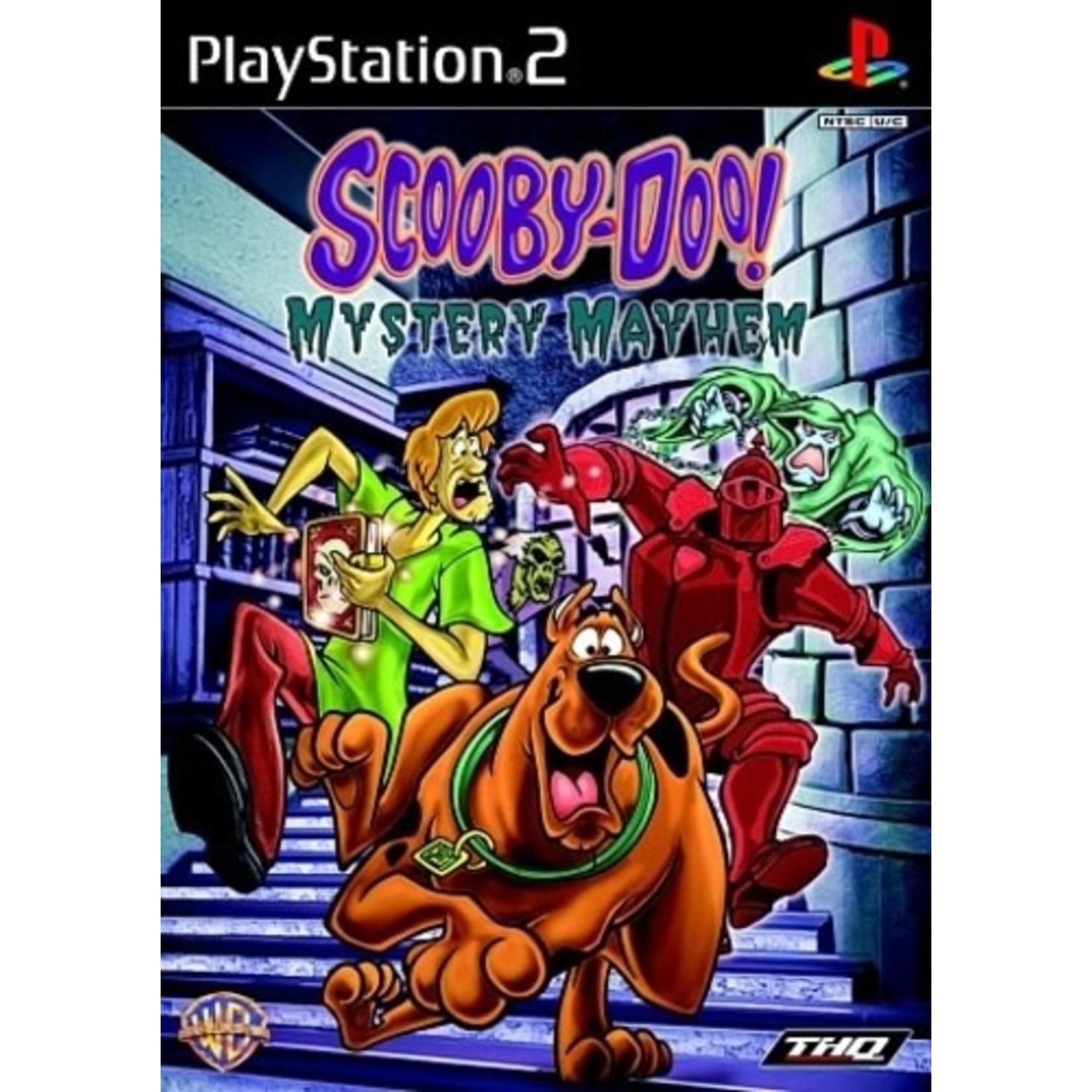 PS2U-Scooby Doo Mystery Mayhem