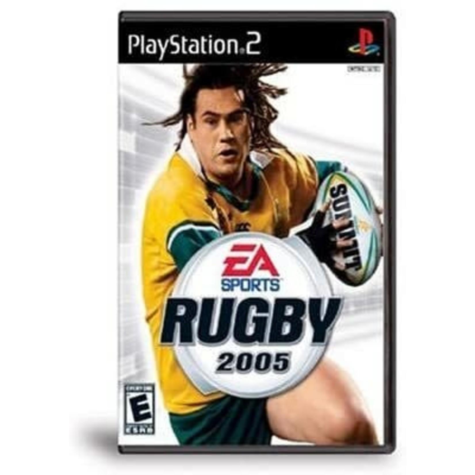PS2U-Rugby 2005