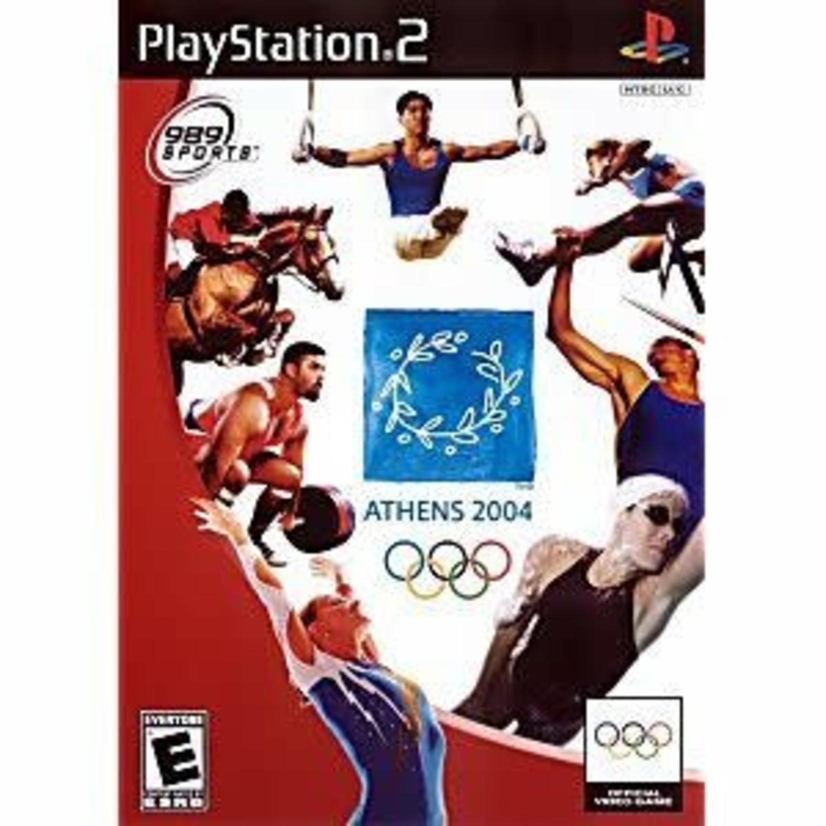 PS2U-ATHENS 2004