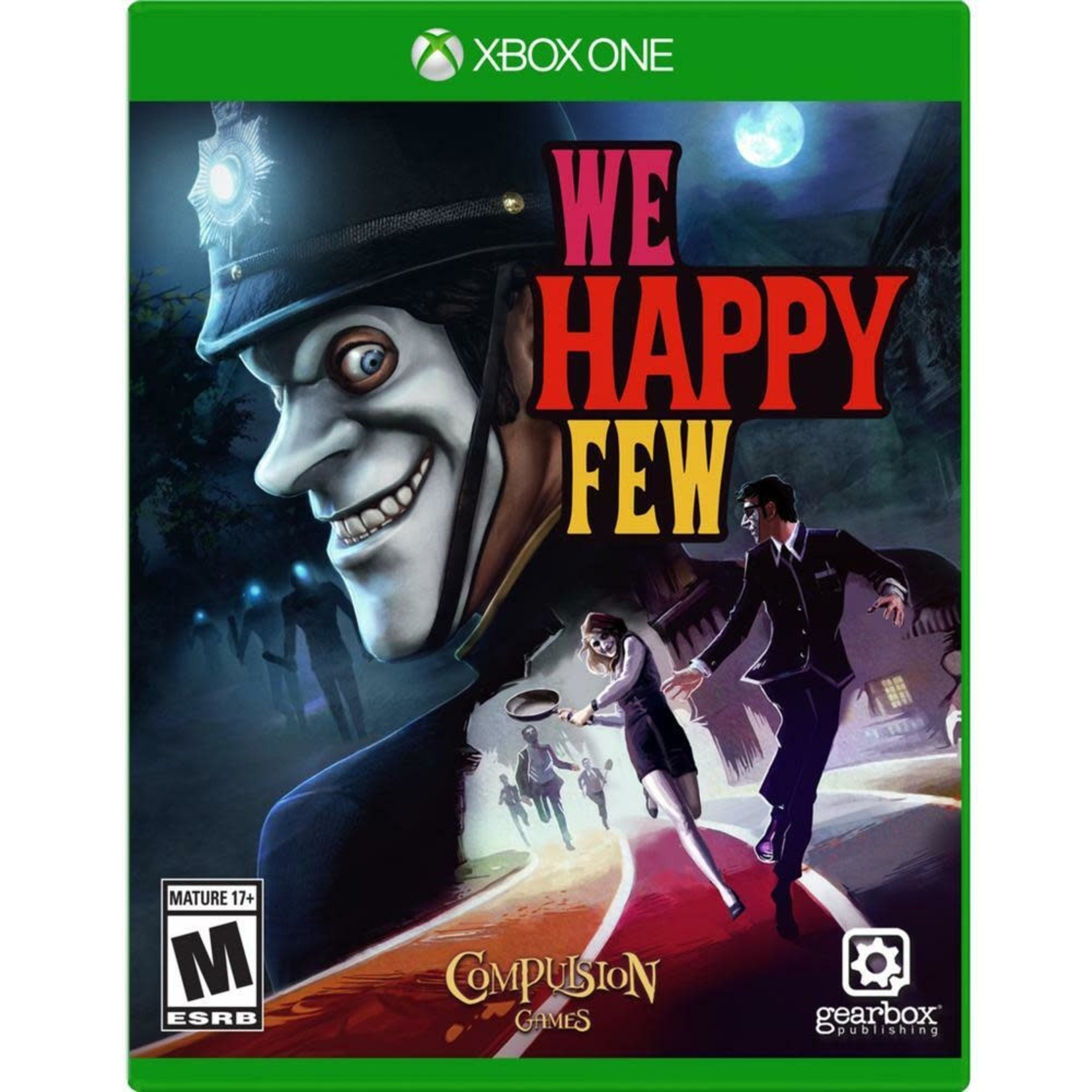 XB1-We Happy Few
