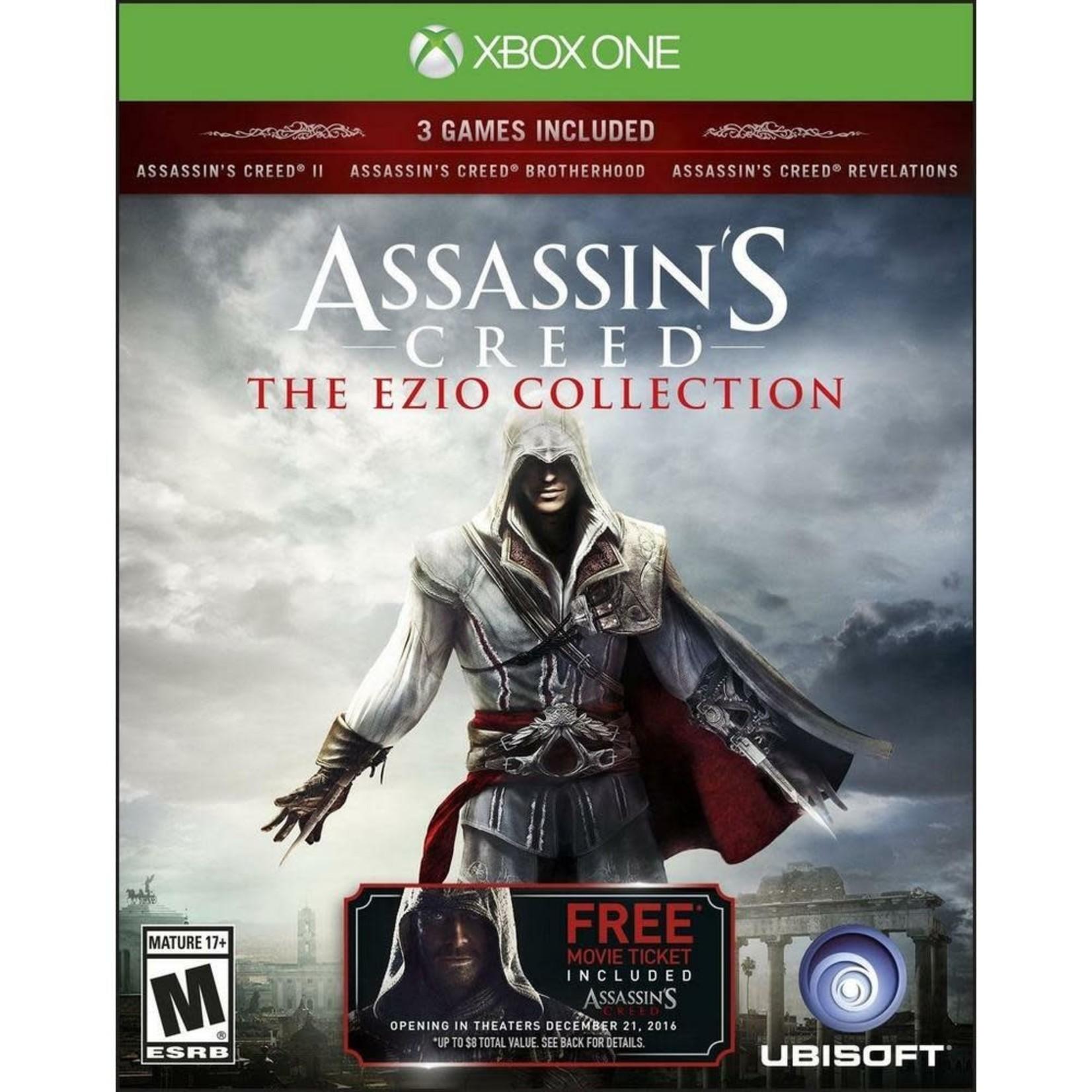 XB1U-Assassin's Creed: The Ezio Collection