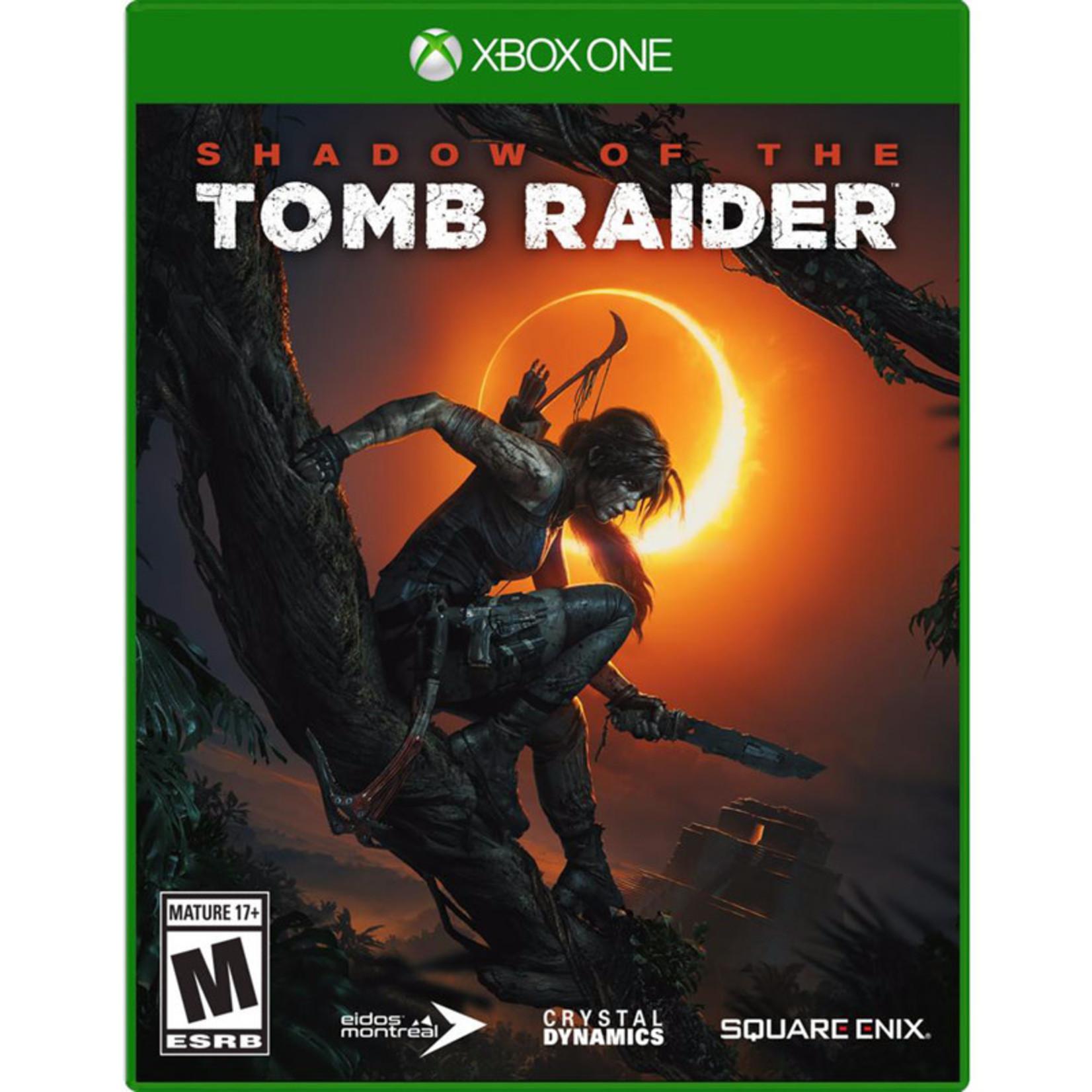 XB1U-Shadow of the Tomb Raider