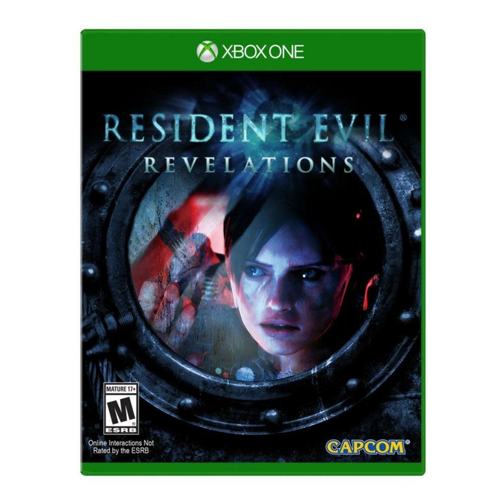 xb1u-Resident Evil Revelations