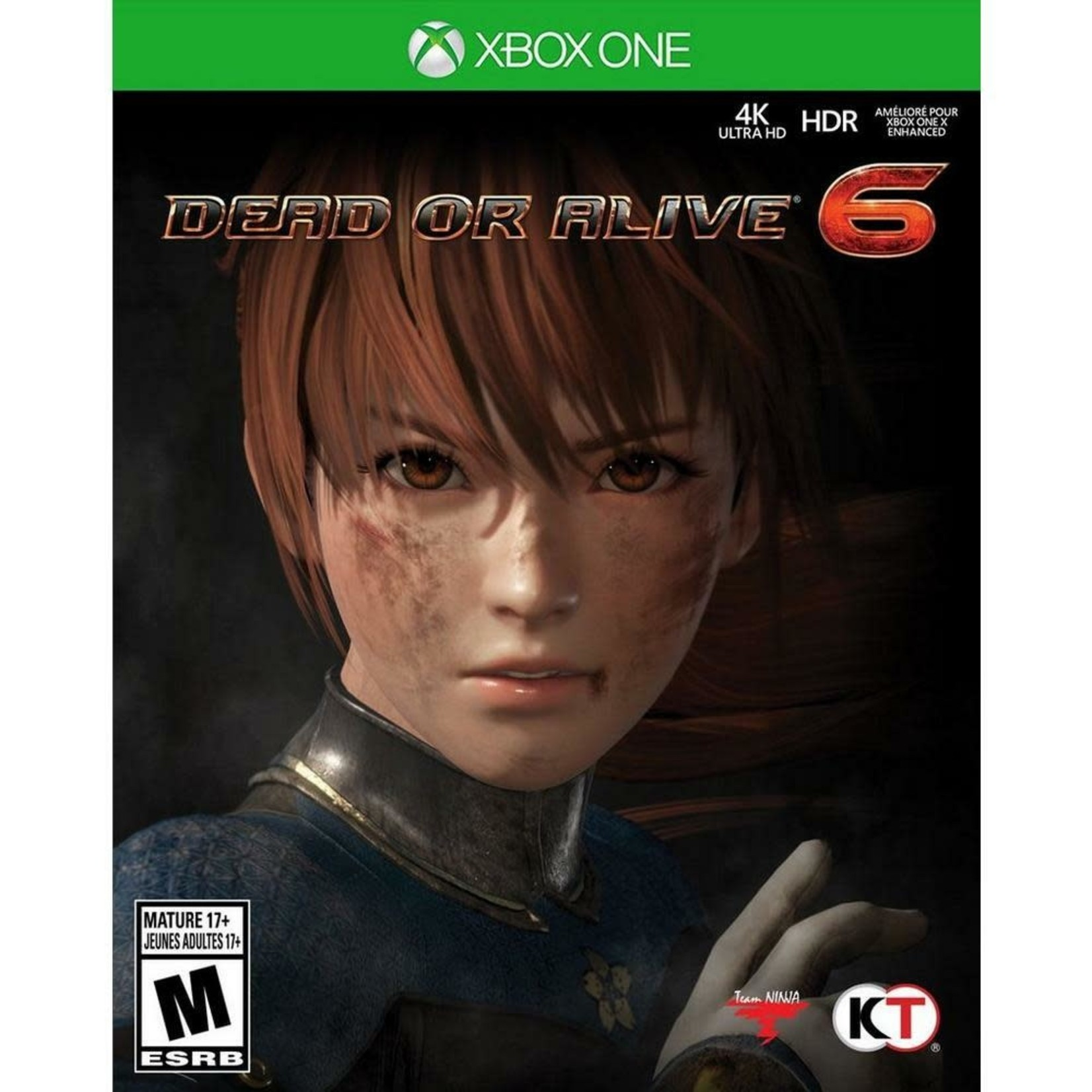 XB1-Dead or Alive 6