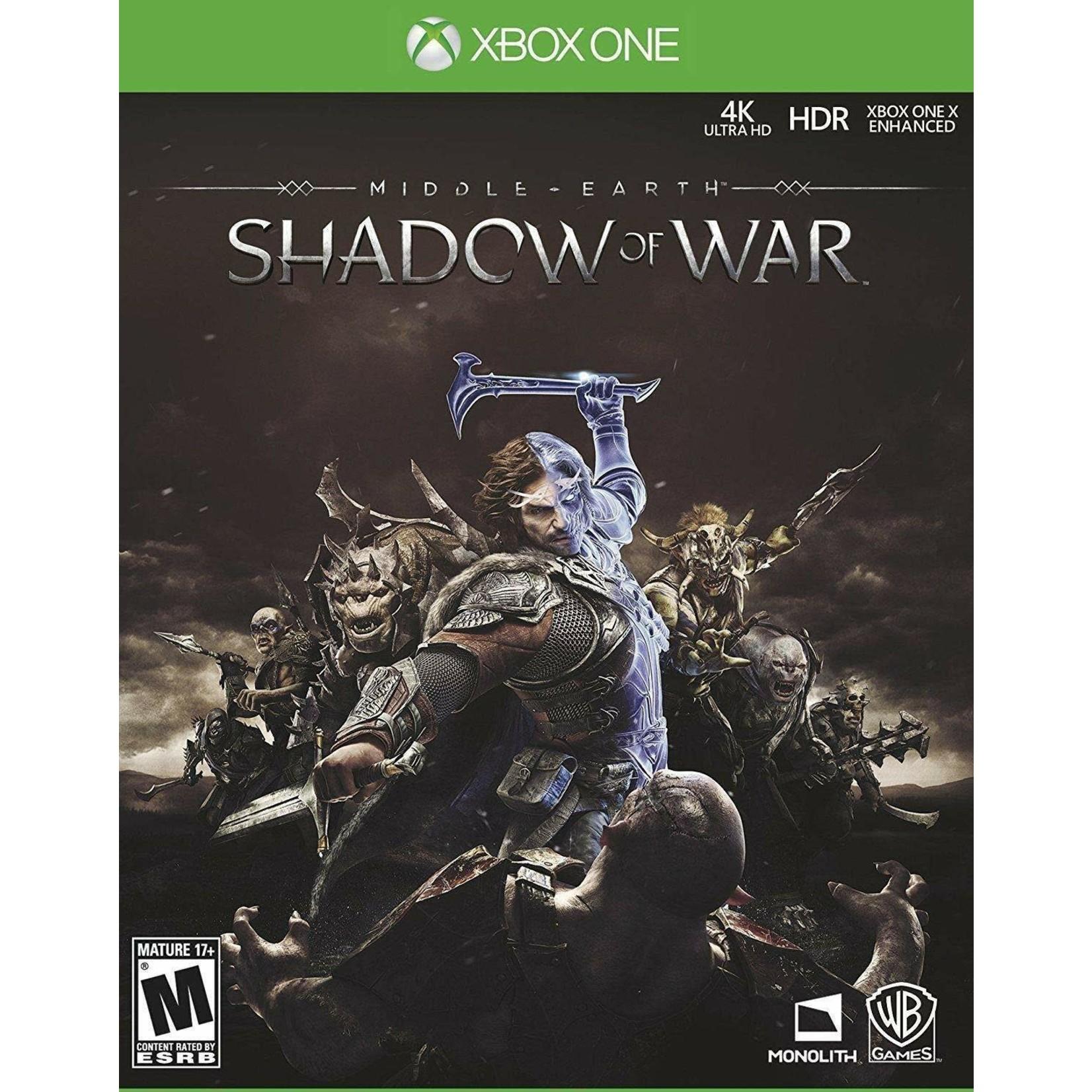 XB1U-Middle-Earth: Shadow of War
