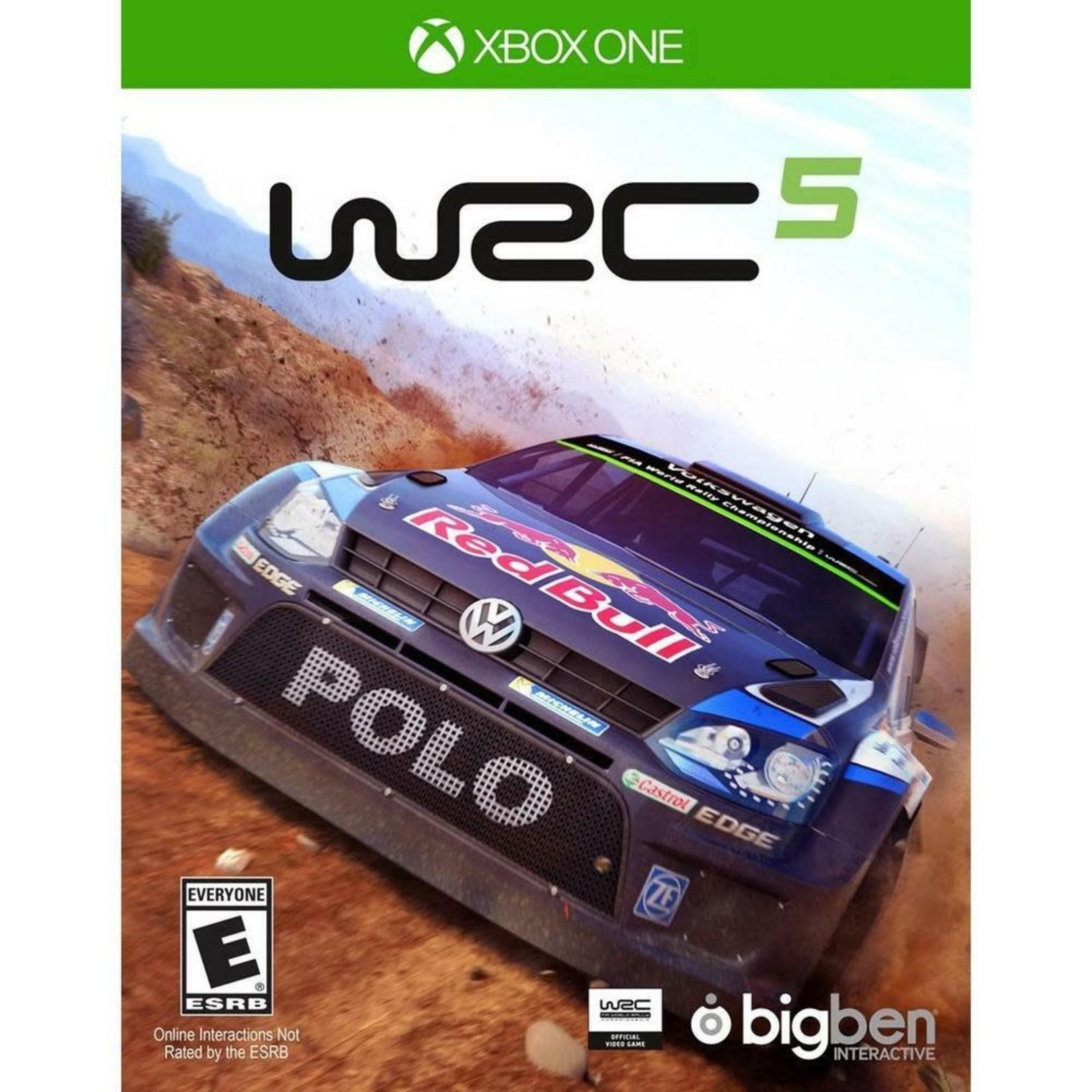 XB1-WRC 5