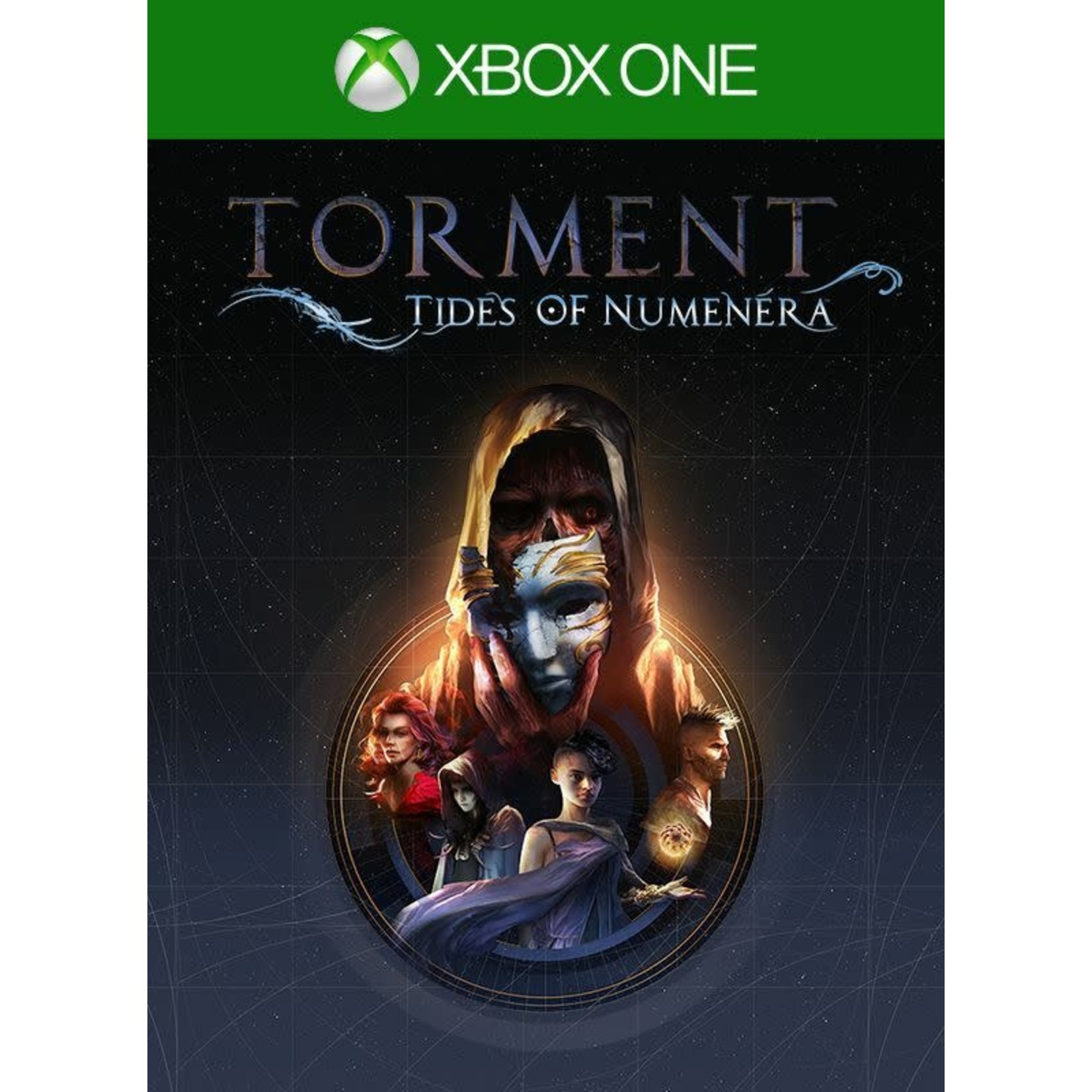XB1U-Torment: Tides Of Numenera