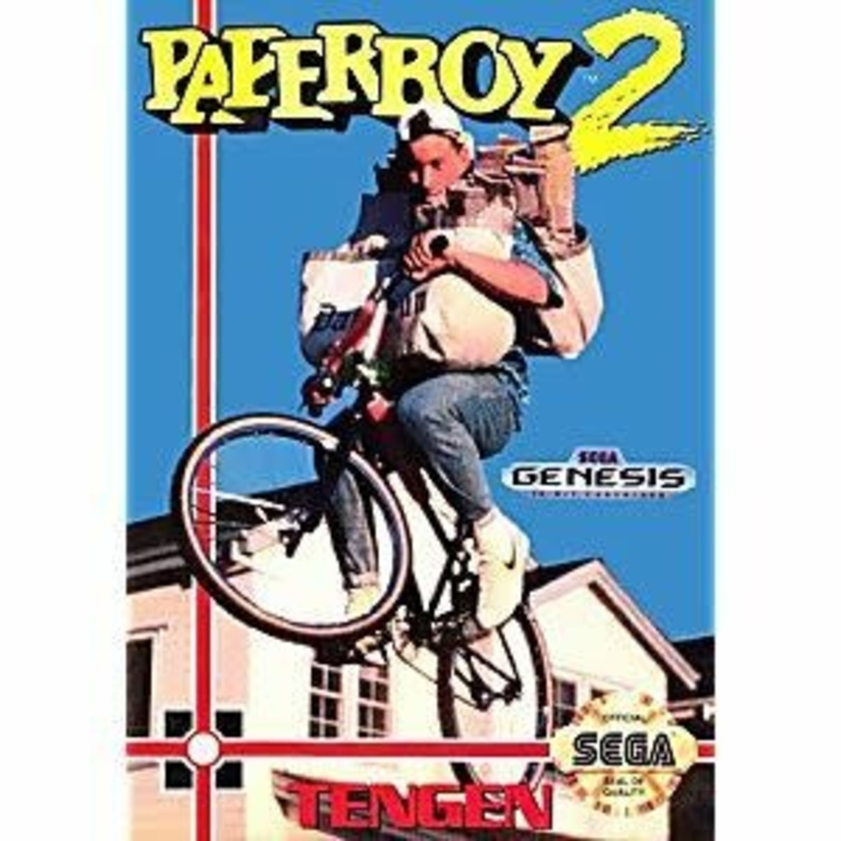 SGU-Paperboy 2 (Cartridge)