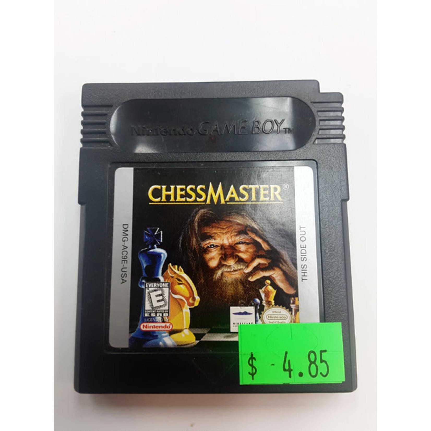 GBCu-Chess Master (cartridge)