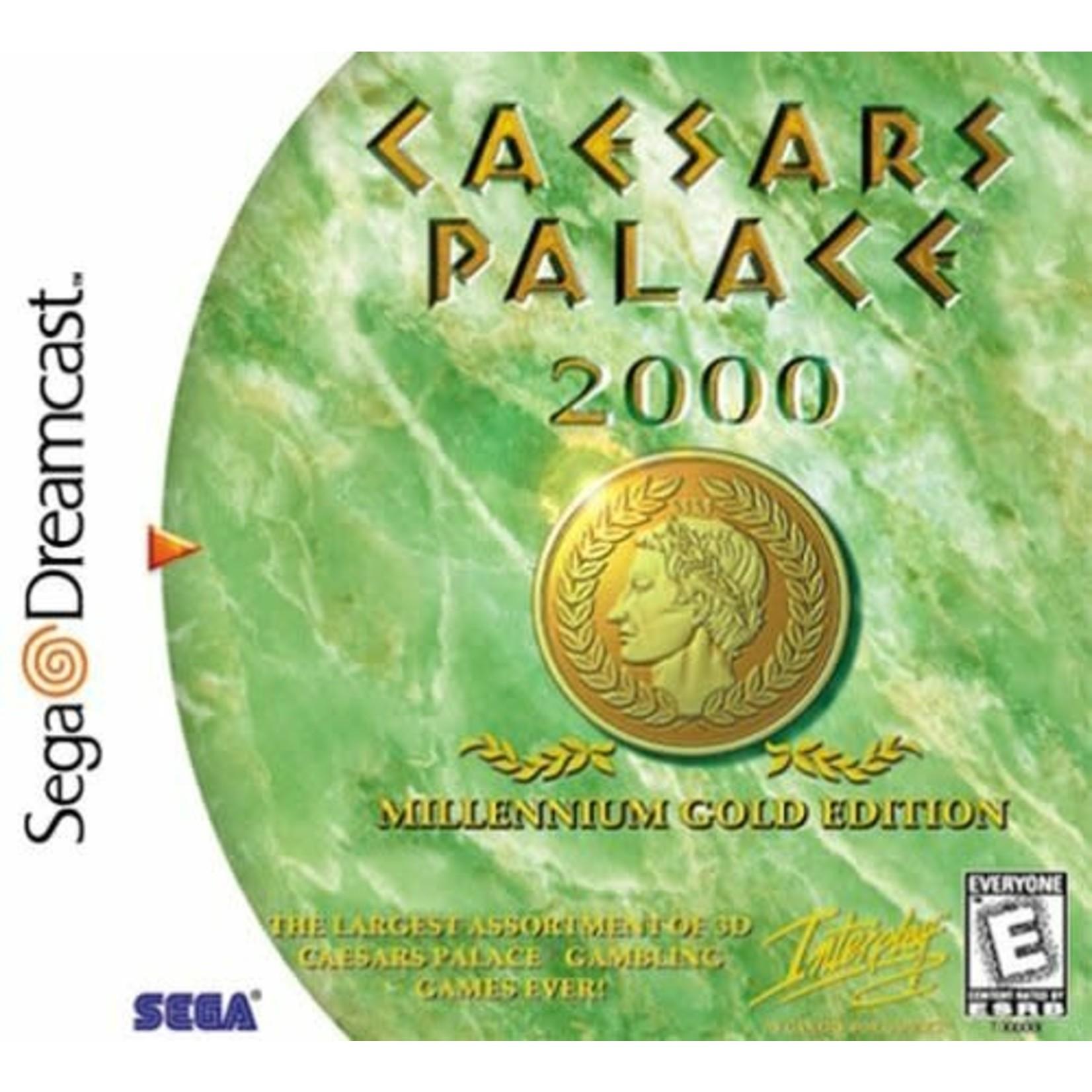 SDCU-Caesar's Palace 2000 (COMPLETE)