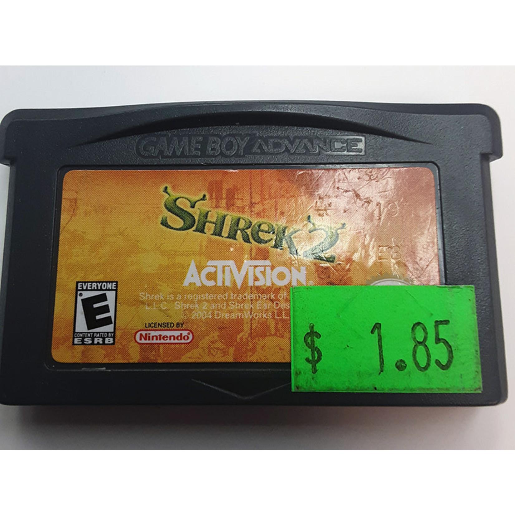 GBAu-Shrek 2 (cartridge)