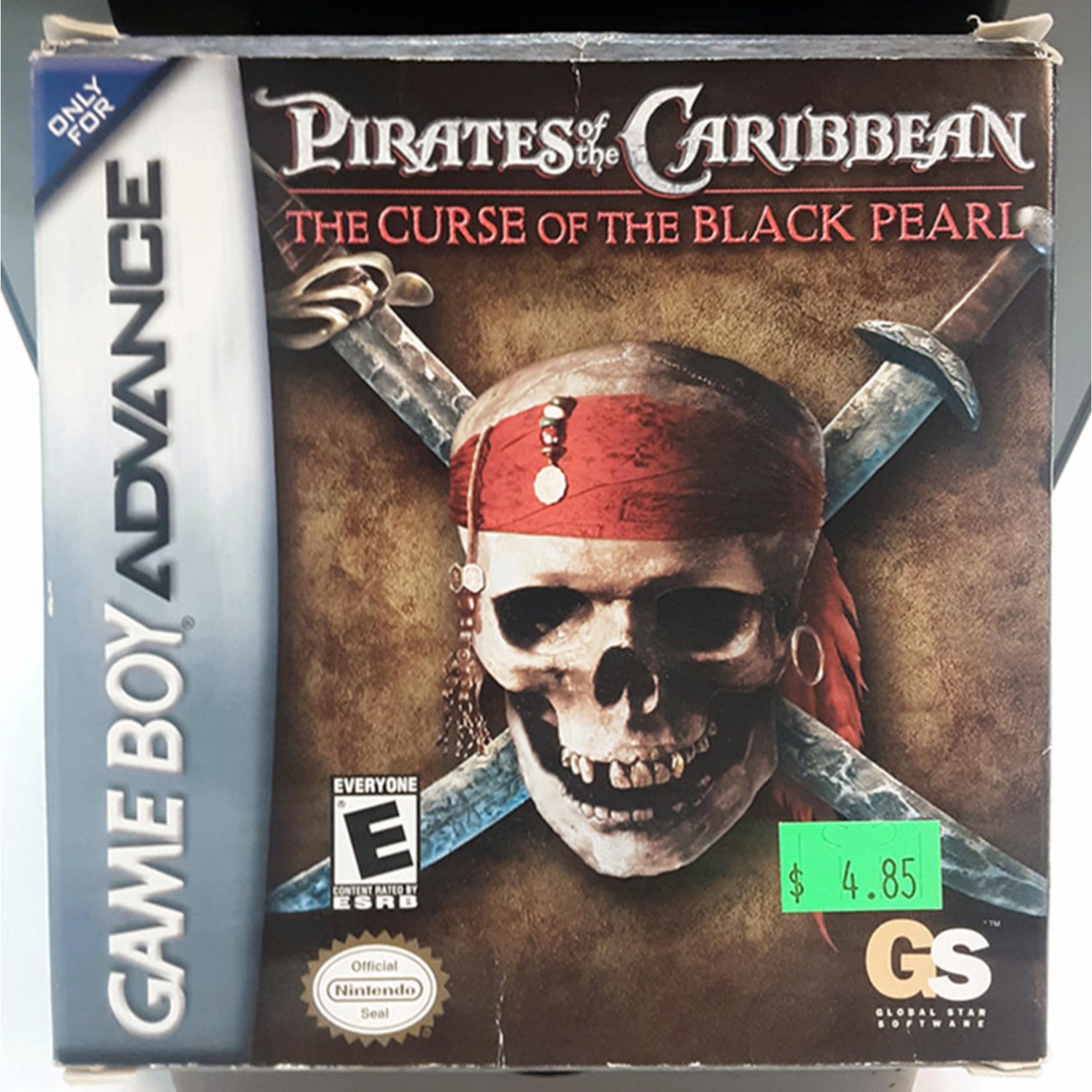 gbau-Pirates of the Caribbean (in box)