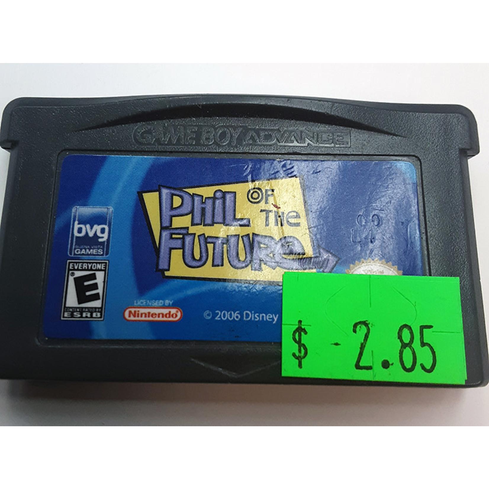 GBAu-Phil of the Future (cartridge)