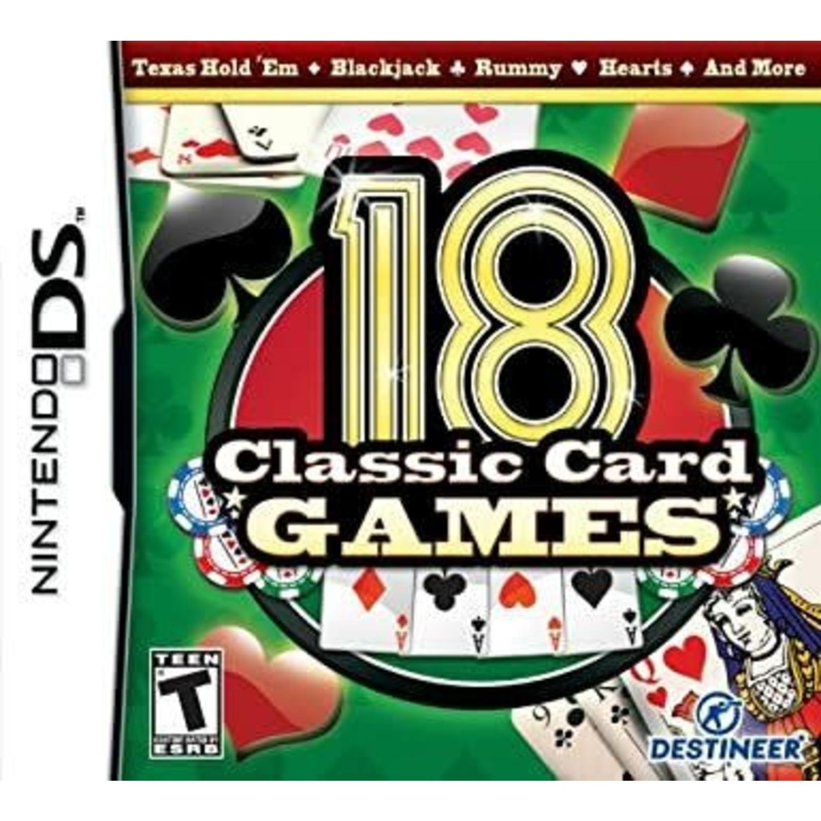 DSU-18 Classic Card Games