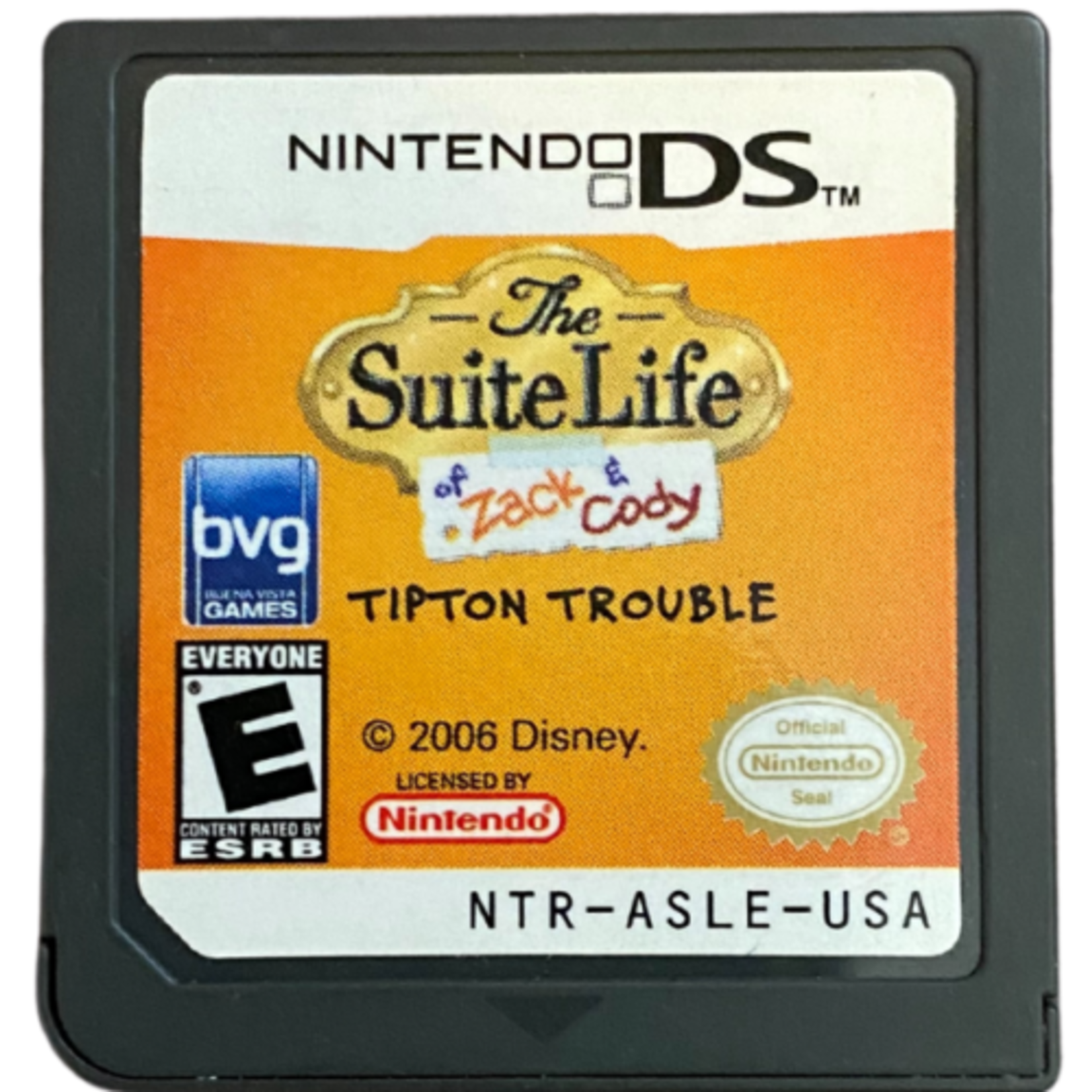 DSU-Suite Life Of Zack And Cody (Chip Only)