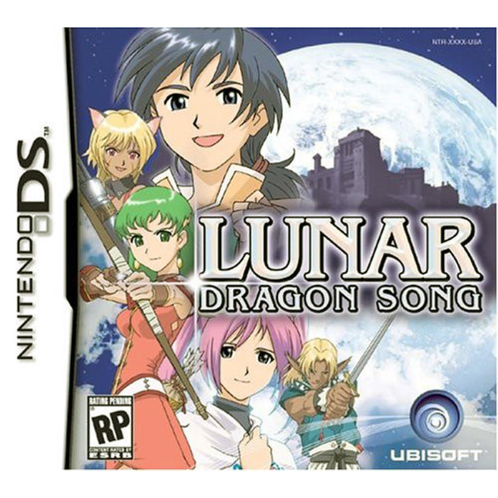 DSu-Lunar Dragon Song (chip only)