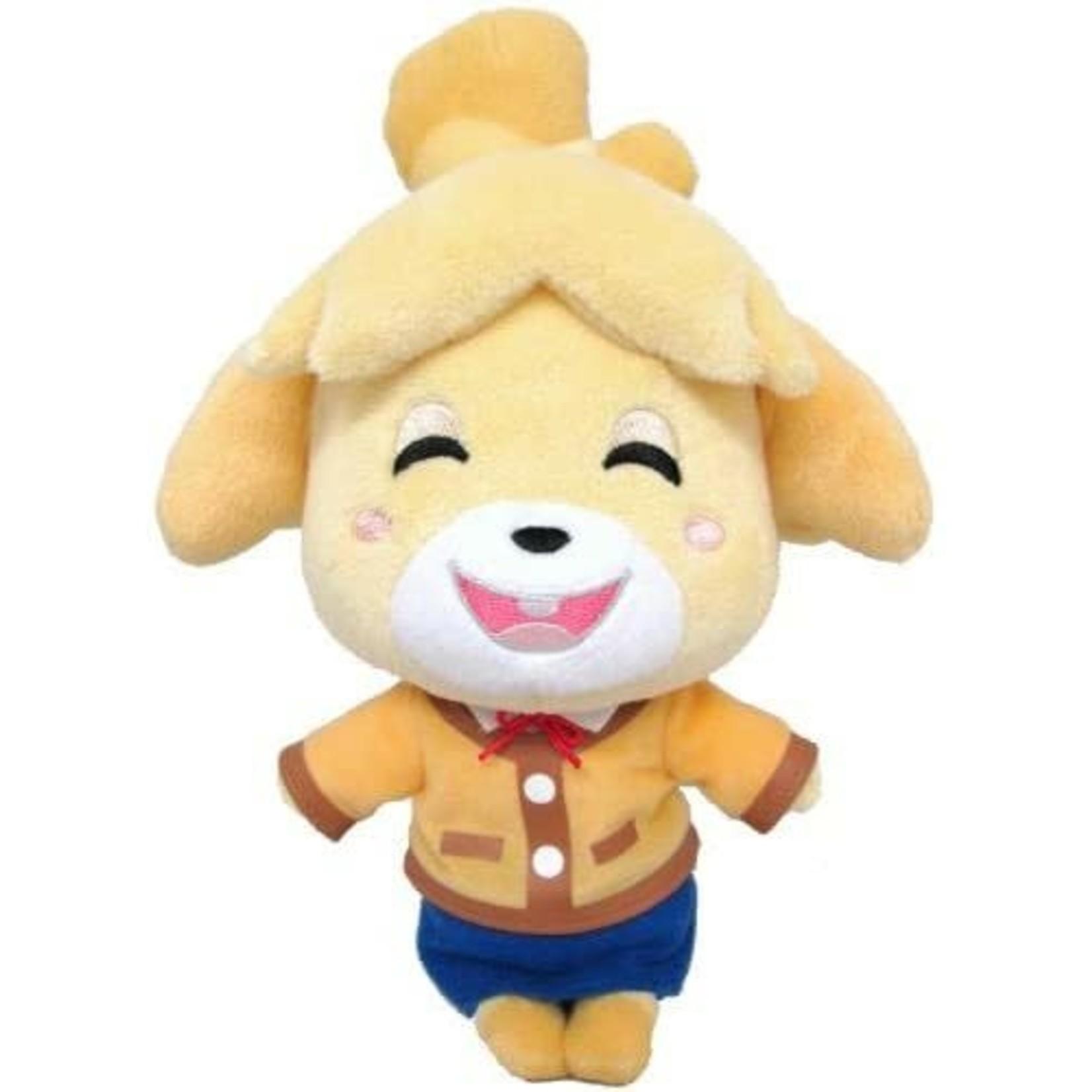 Animal Crossing Isabel(smile) PLush