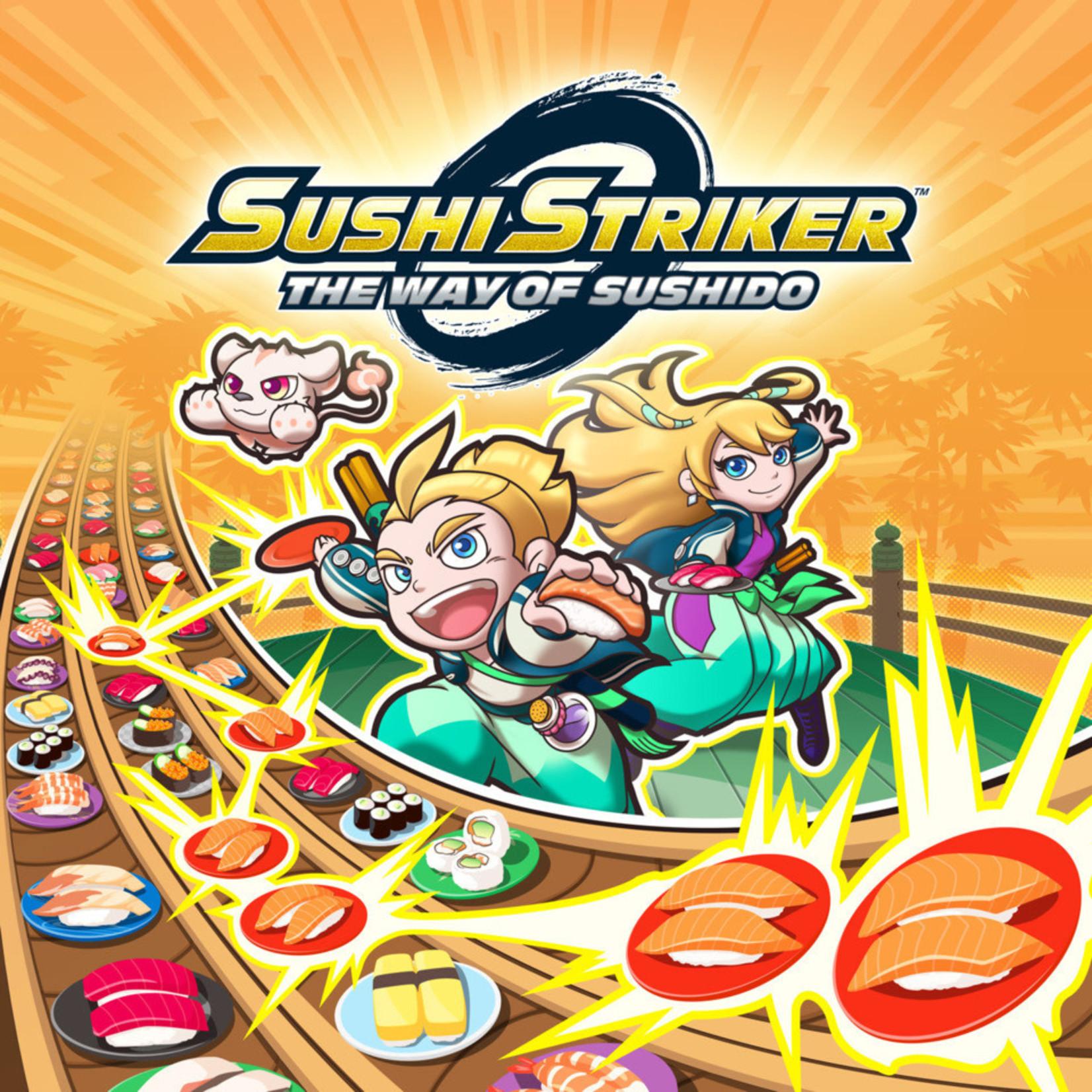 3DS-Sushi Striker: The Way of Sushido