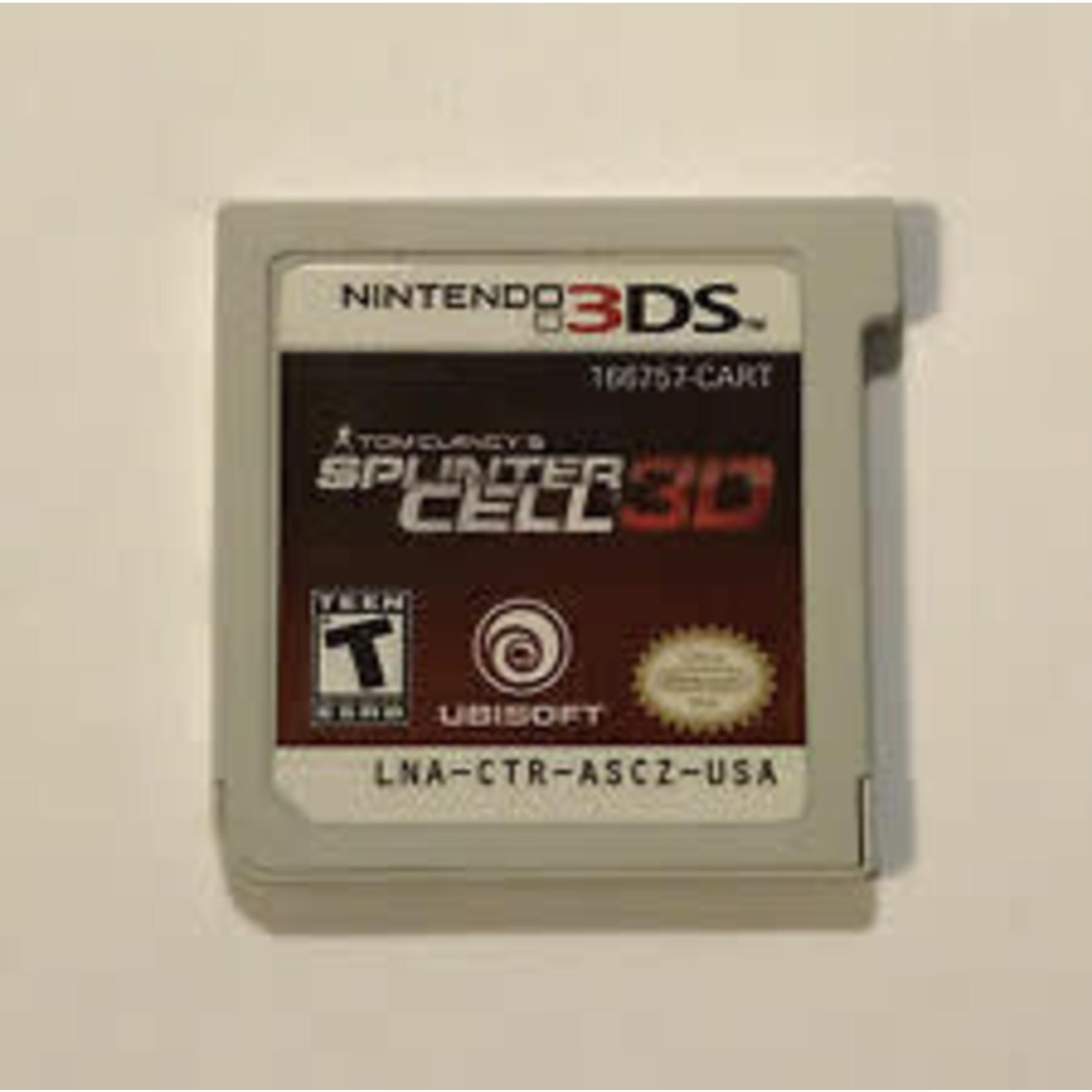 3DSU-Splinter Cell 3D (Chip Only)