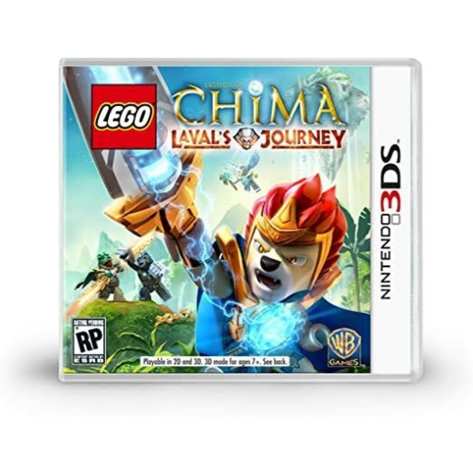 3DSU-Lego chima laval's journey