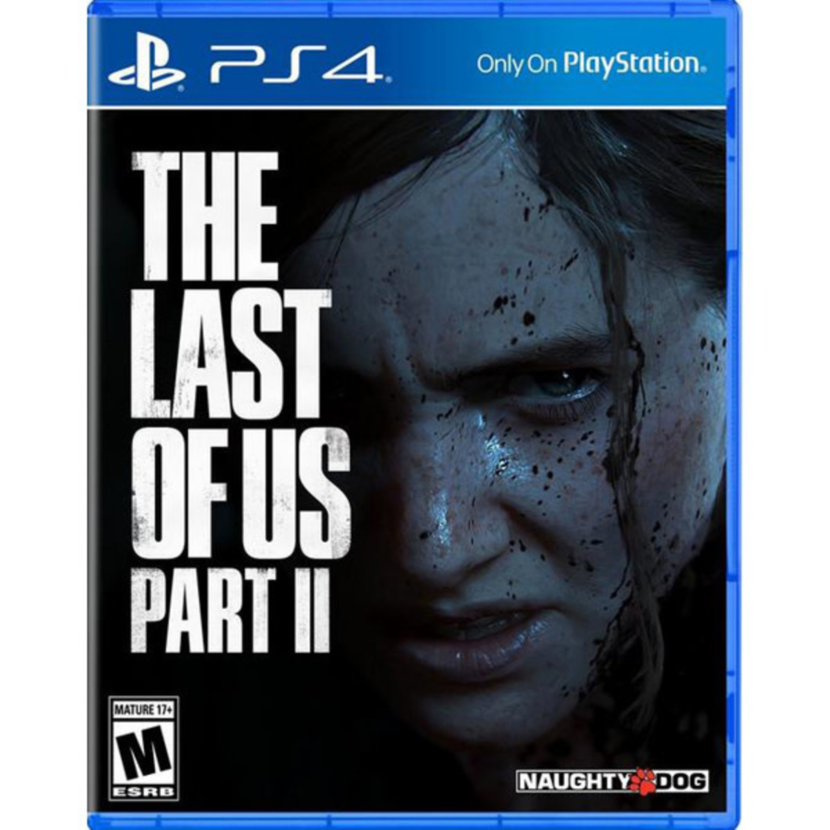 PS4-The Last Of Us Part II