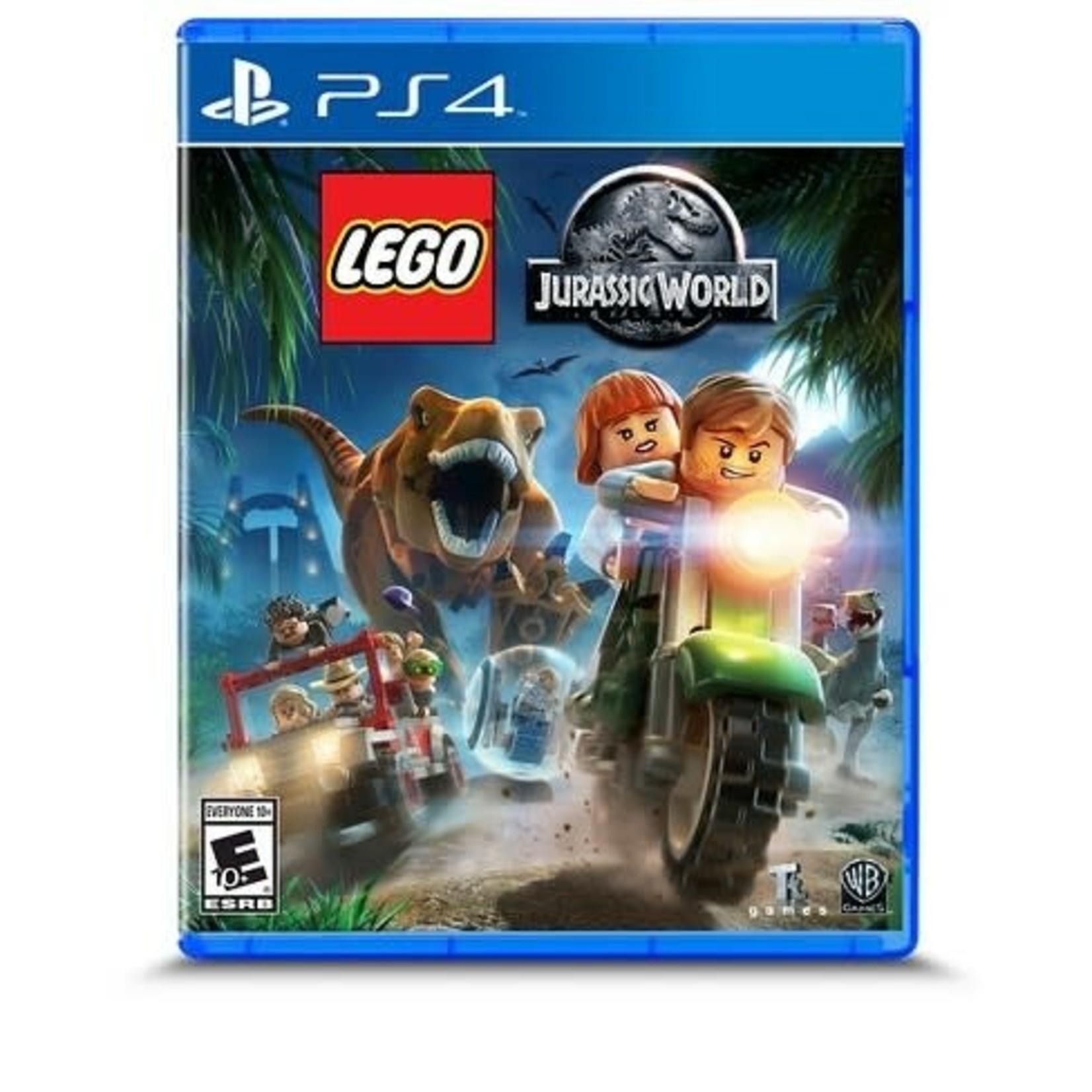 PS4-Lego Jurassic World