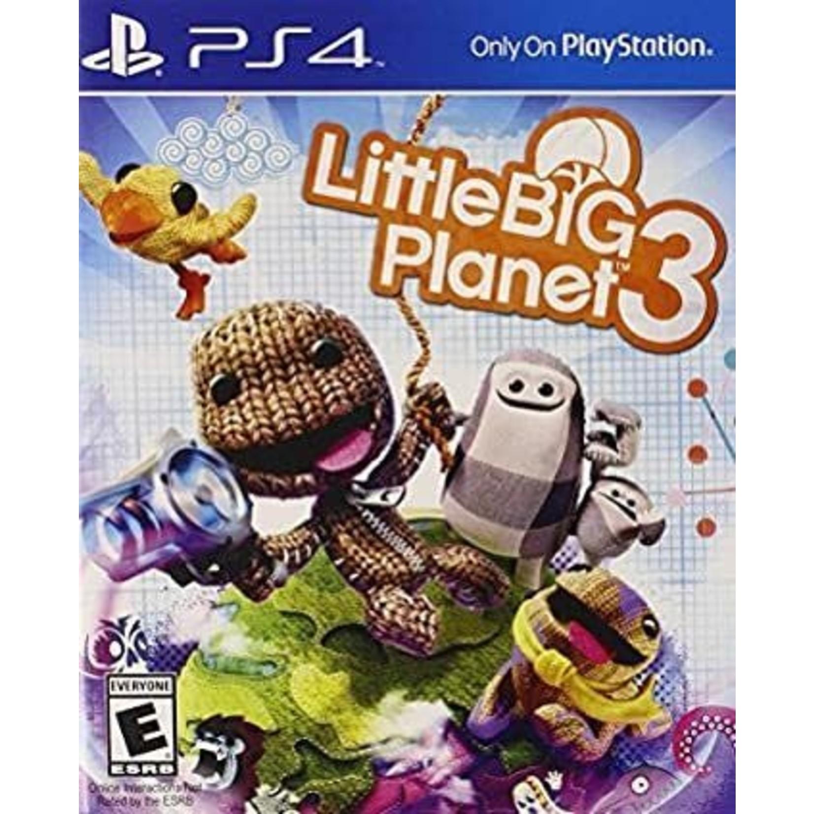 ps4-LittleBigPlanet 3