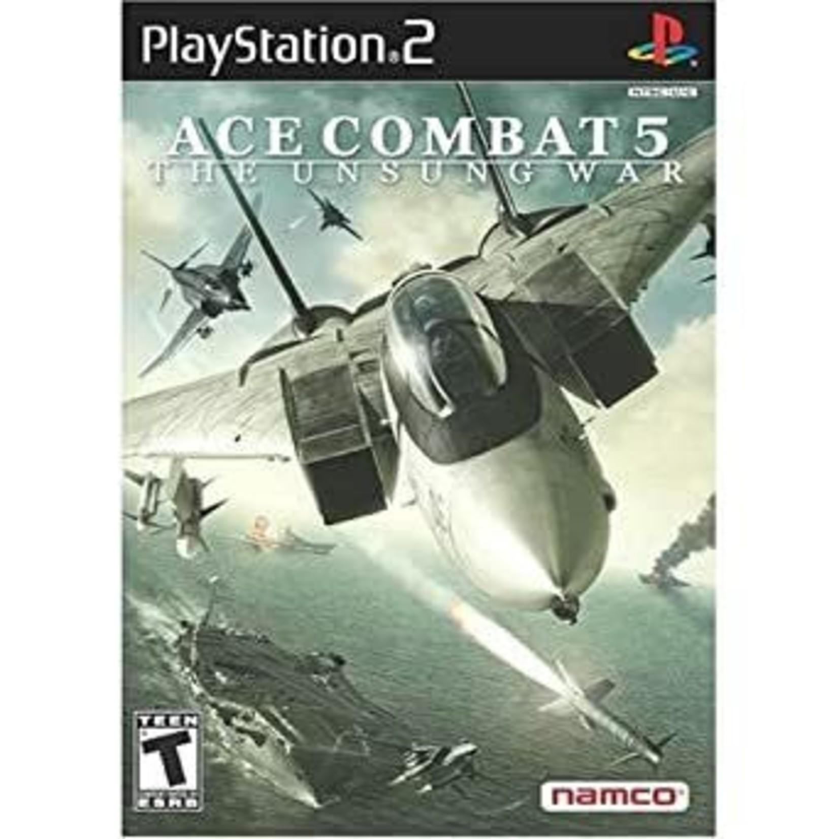 PS2u-Ace Combat 5 The Unsung War