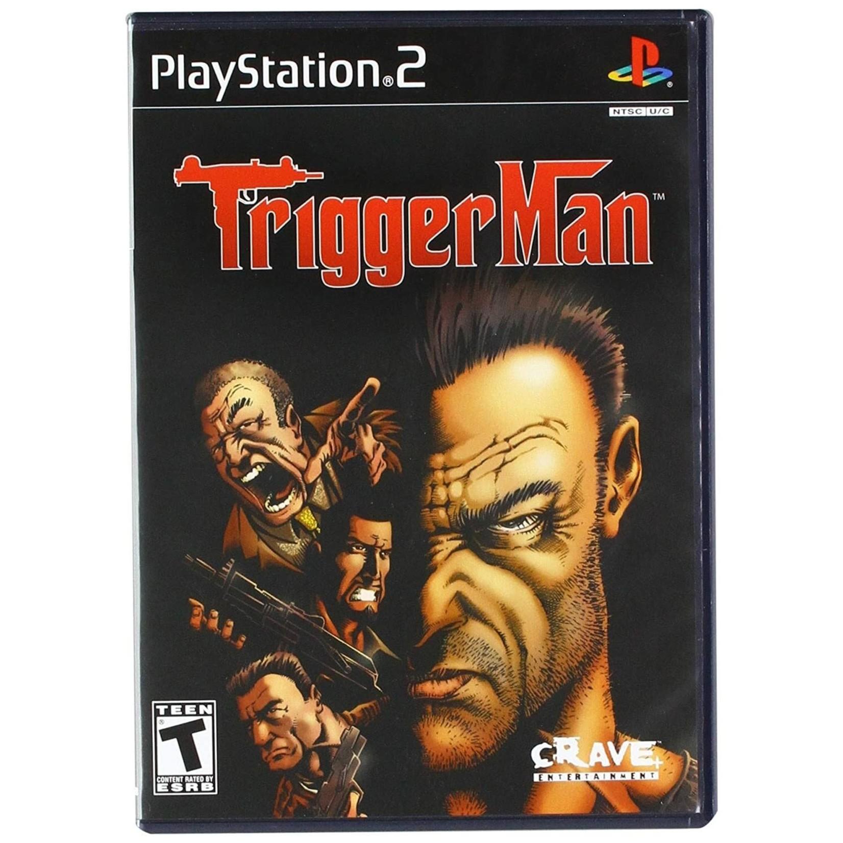 PS2U-Trigger Man