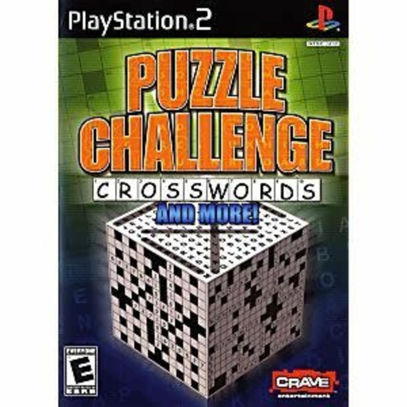 PS2U-PUZZLE CHALLENGE